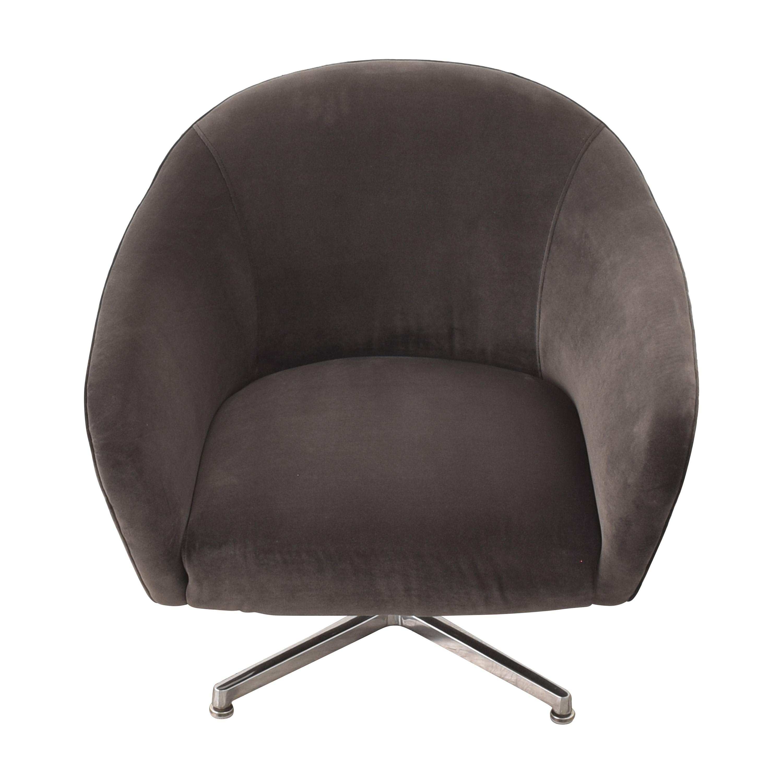 Room & Board Carlo Swivel Chair sale