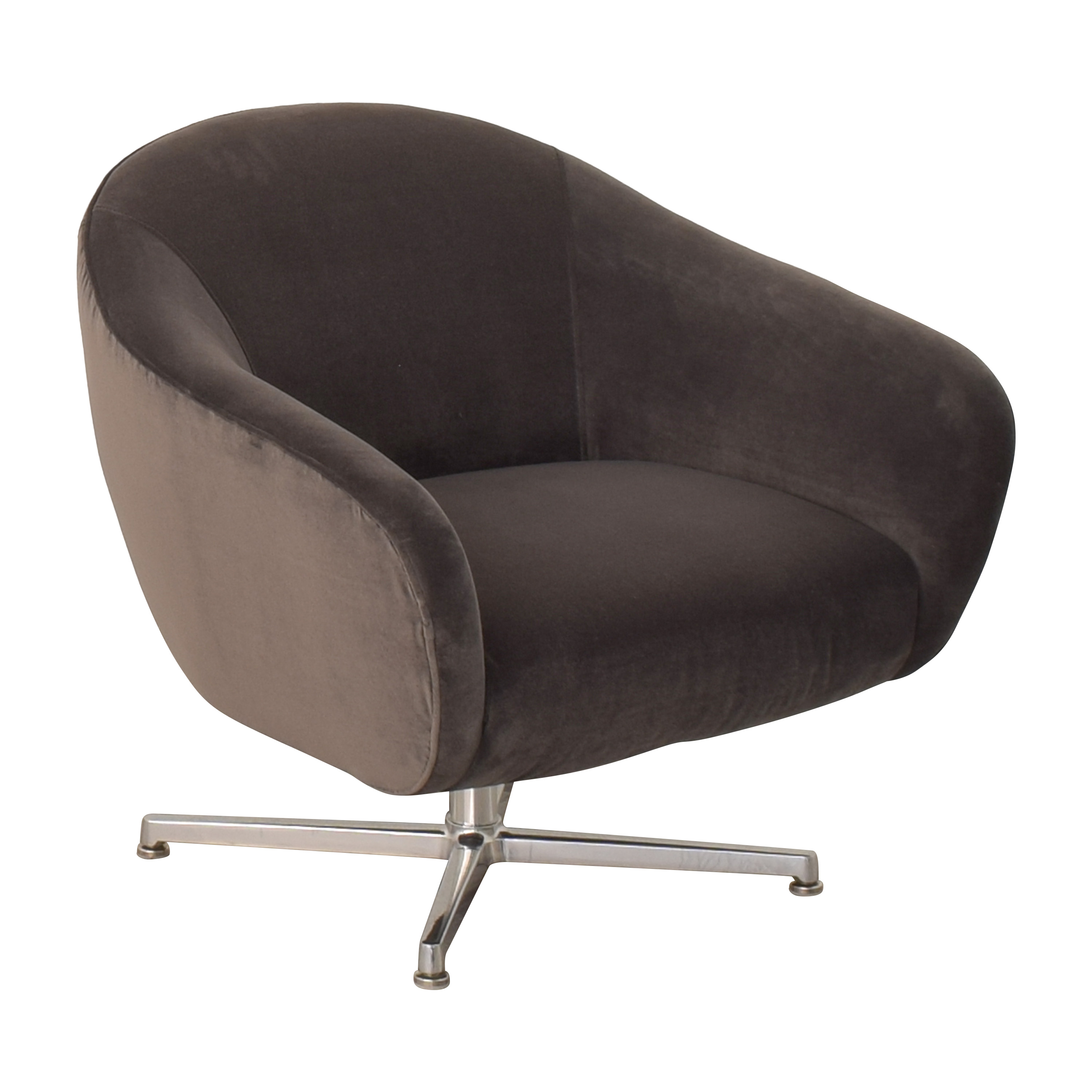 Room & Board Carlo Swivel Chair / Accent Chairs