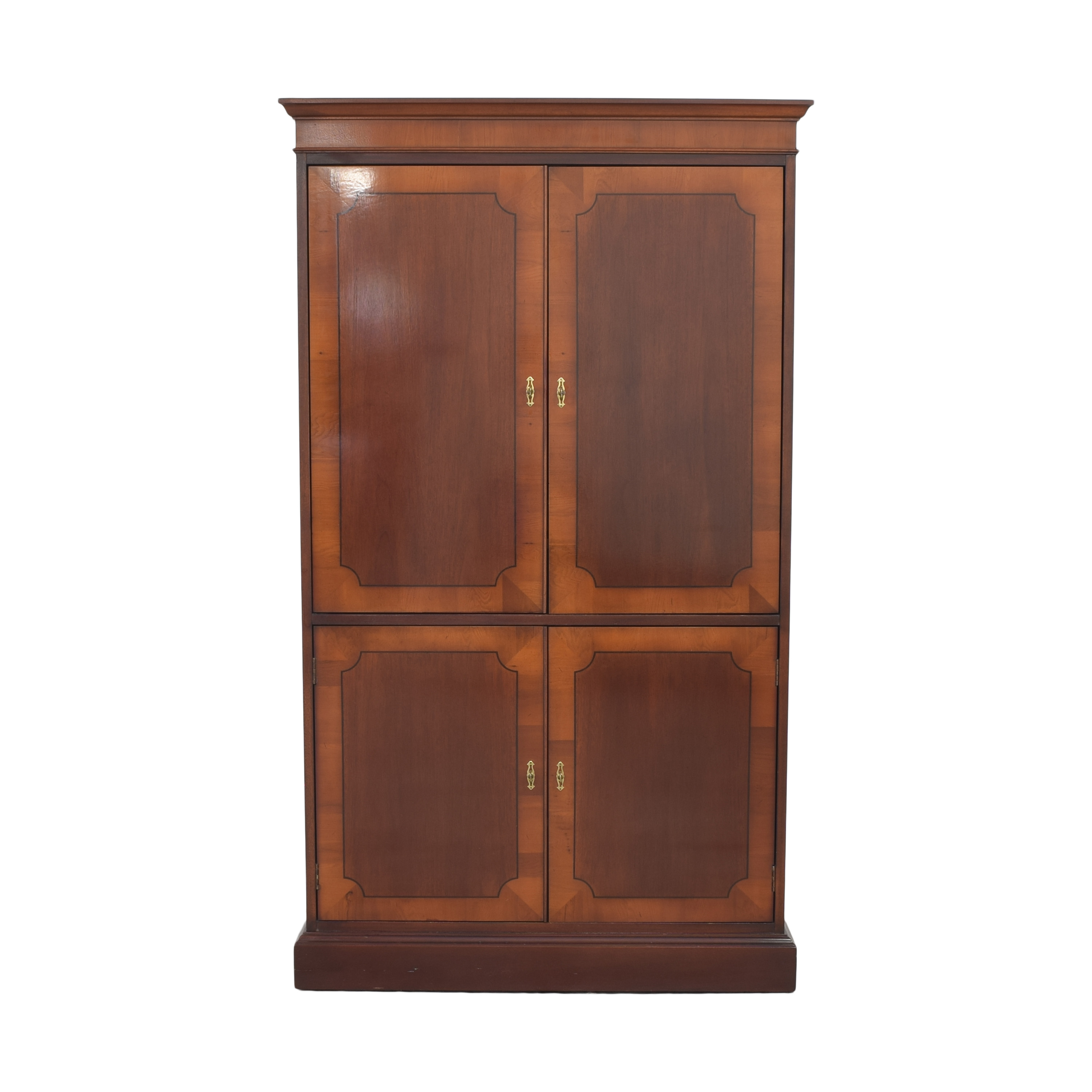 Baker Furniture Baker Furniture Armoire second hand
