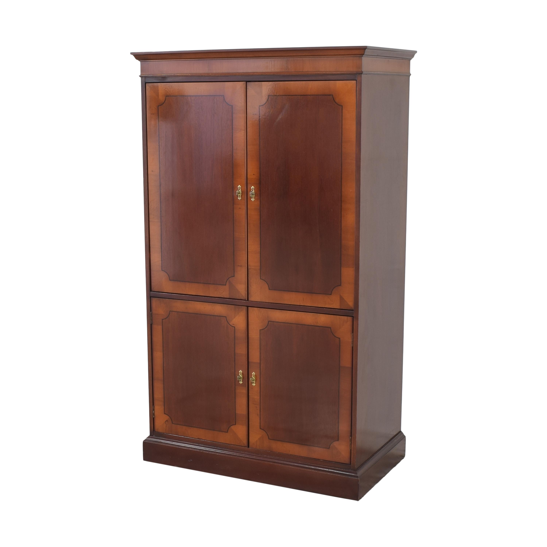 Baker Furniture Baker Furniture Armoire nj
