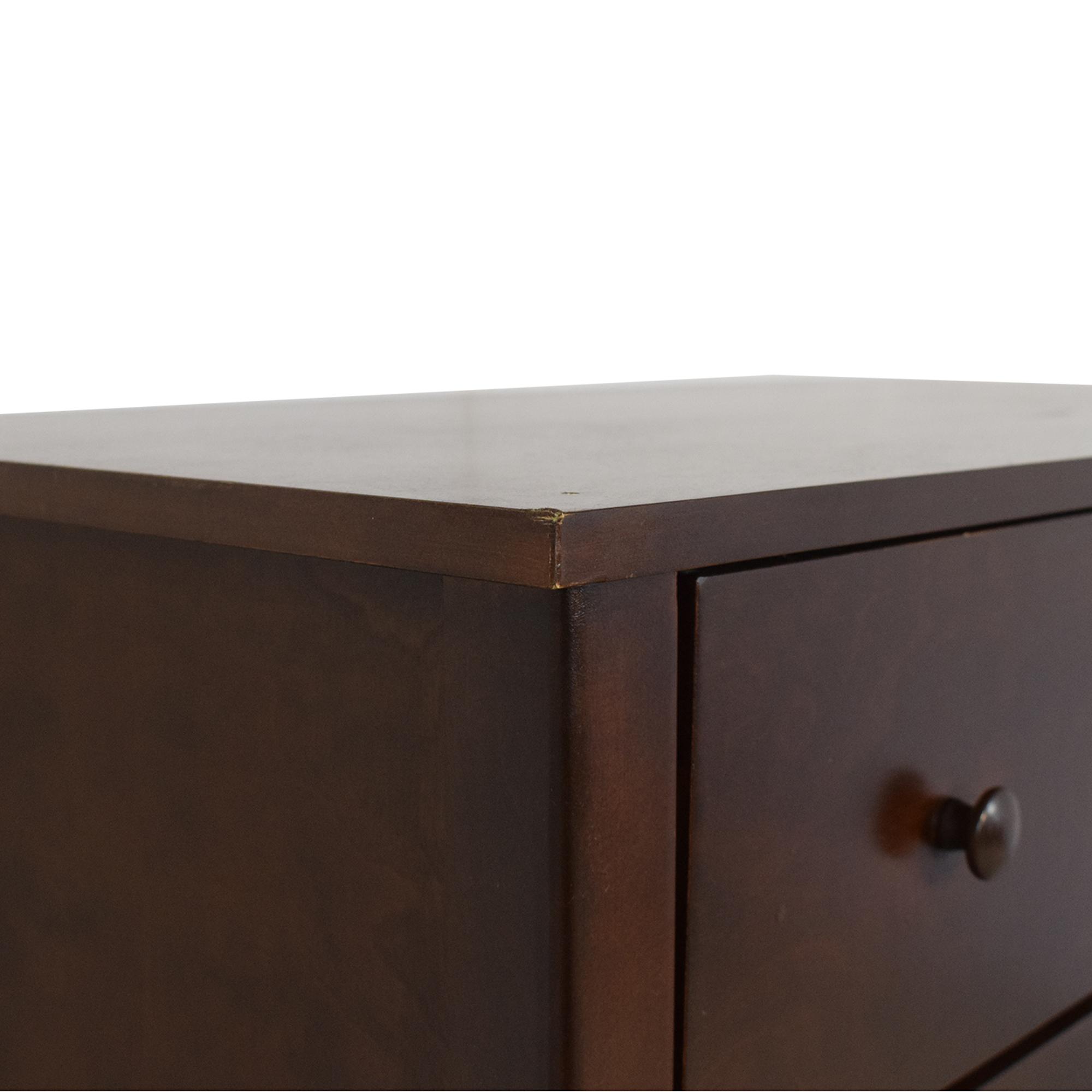 West Elm Seven Drawer Dresser sale