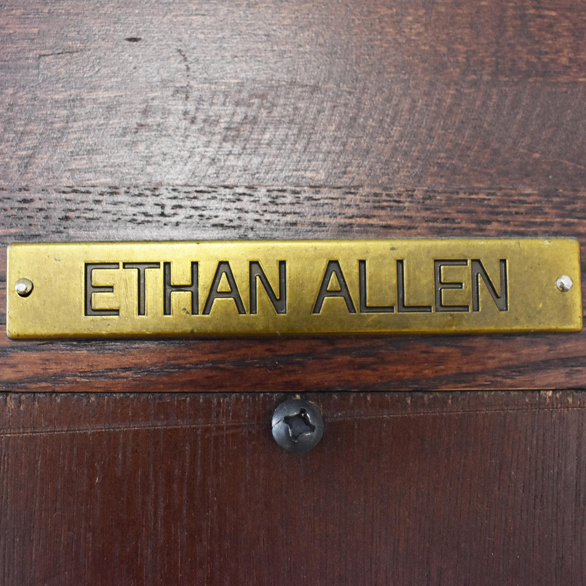 Ethan Allen Ethan Allen Tall Bookcase nj