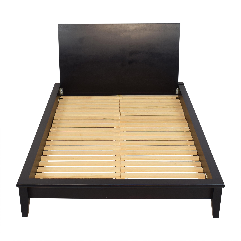 shop Baronet Baronet Canada Full Platform Bed Frame online