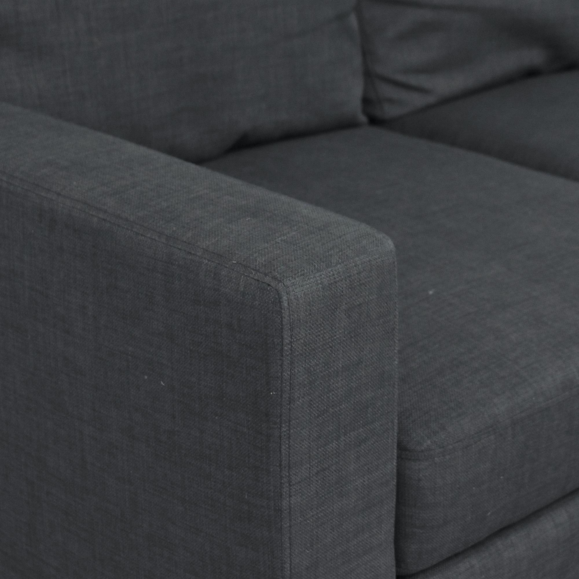 Target Newman Sleeper Sectional Sofa sale