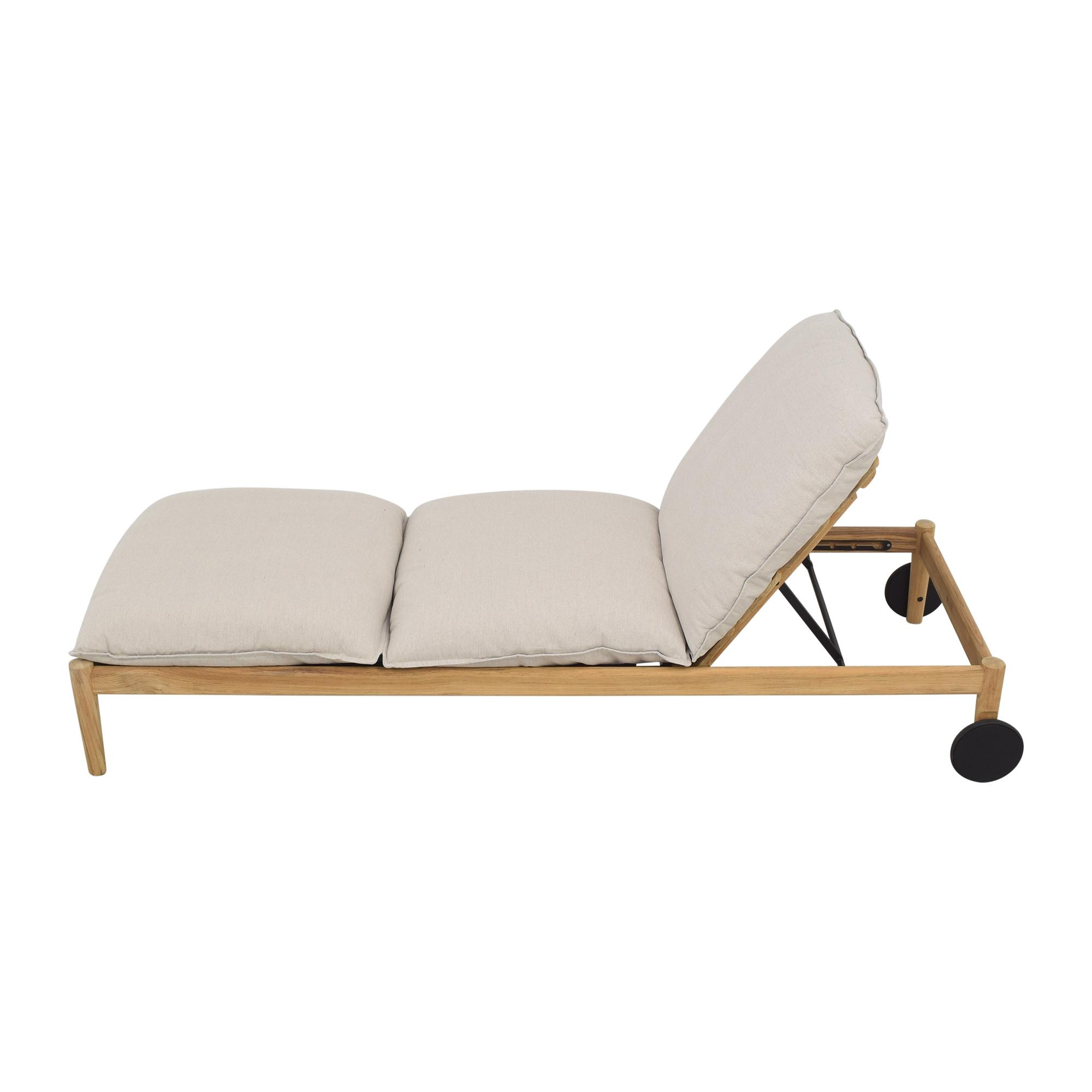 Design Within Reach Terassi Chaise sale