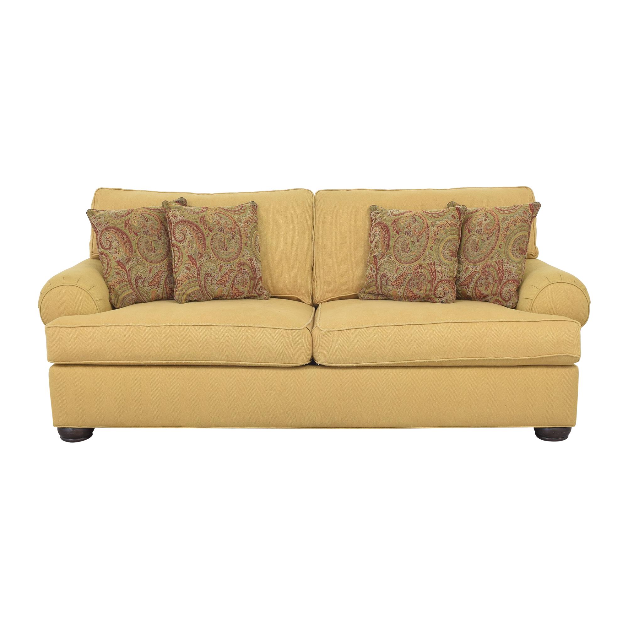 shop Ethan Allen Ethan Allen Roll Arm Sofa online