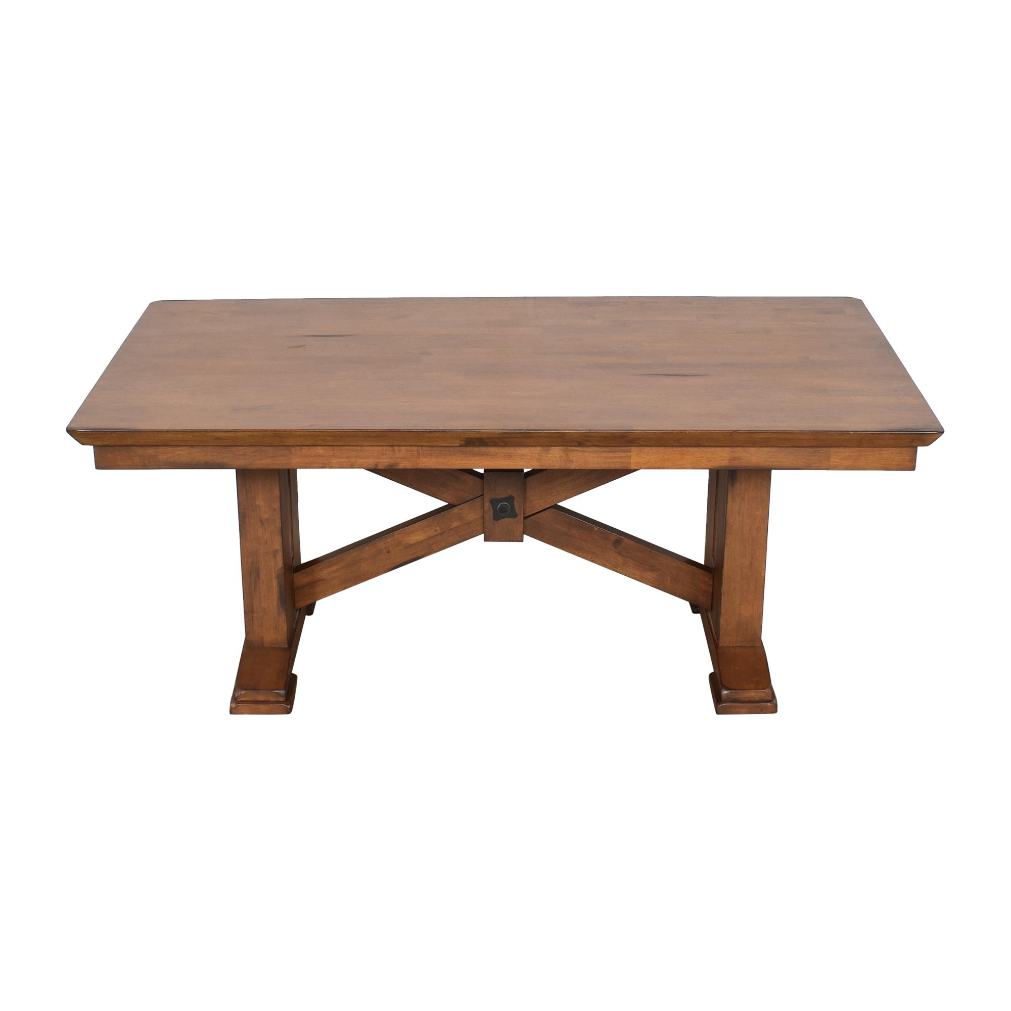 shop Farmhouse Style Dining Table  Dinner Tables