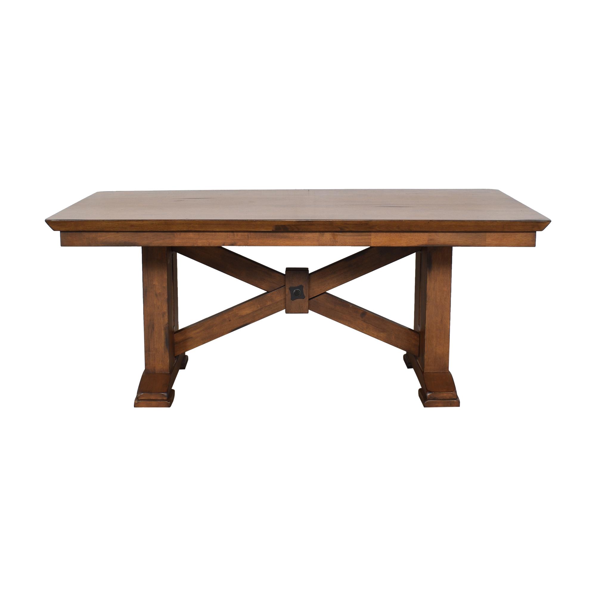 buy Farmhouse Style Dining Table