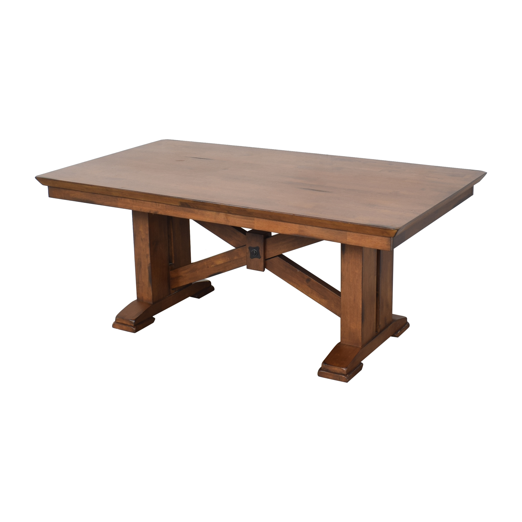 Farmhouse Style Dining Table used