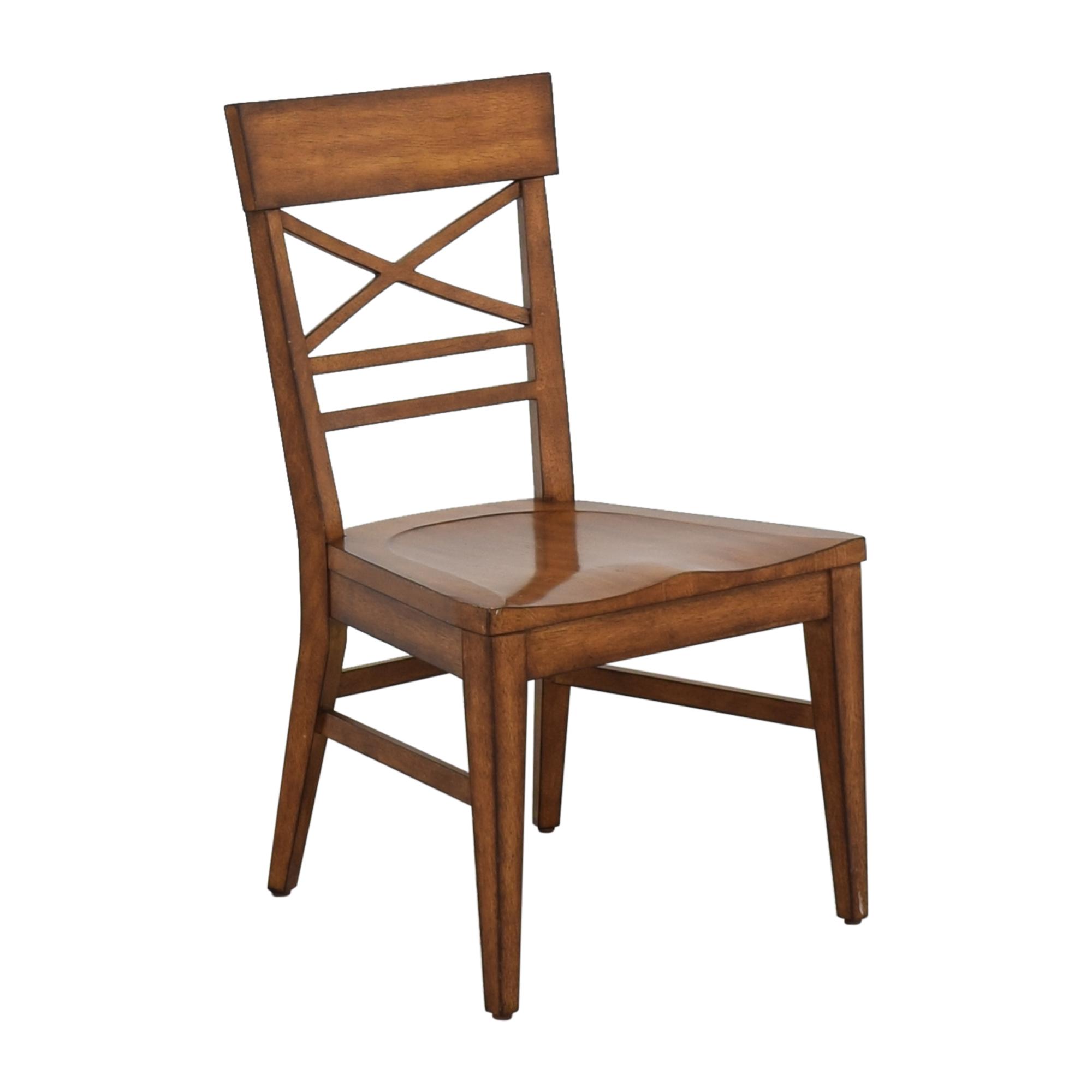 Ethan Allen Ethan Allen Blake Wood-Seat Side Chair price