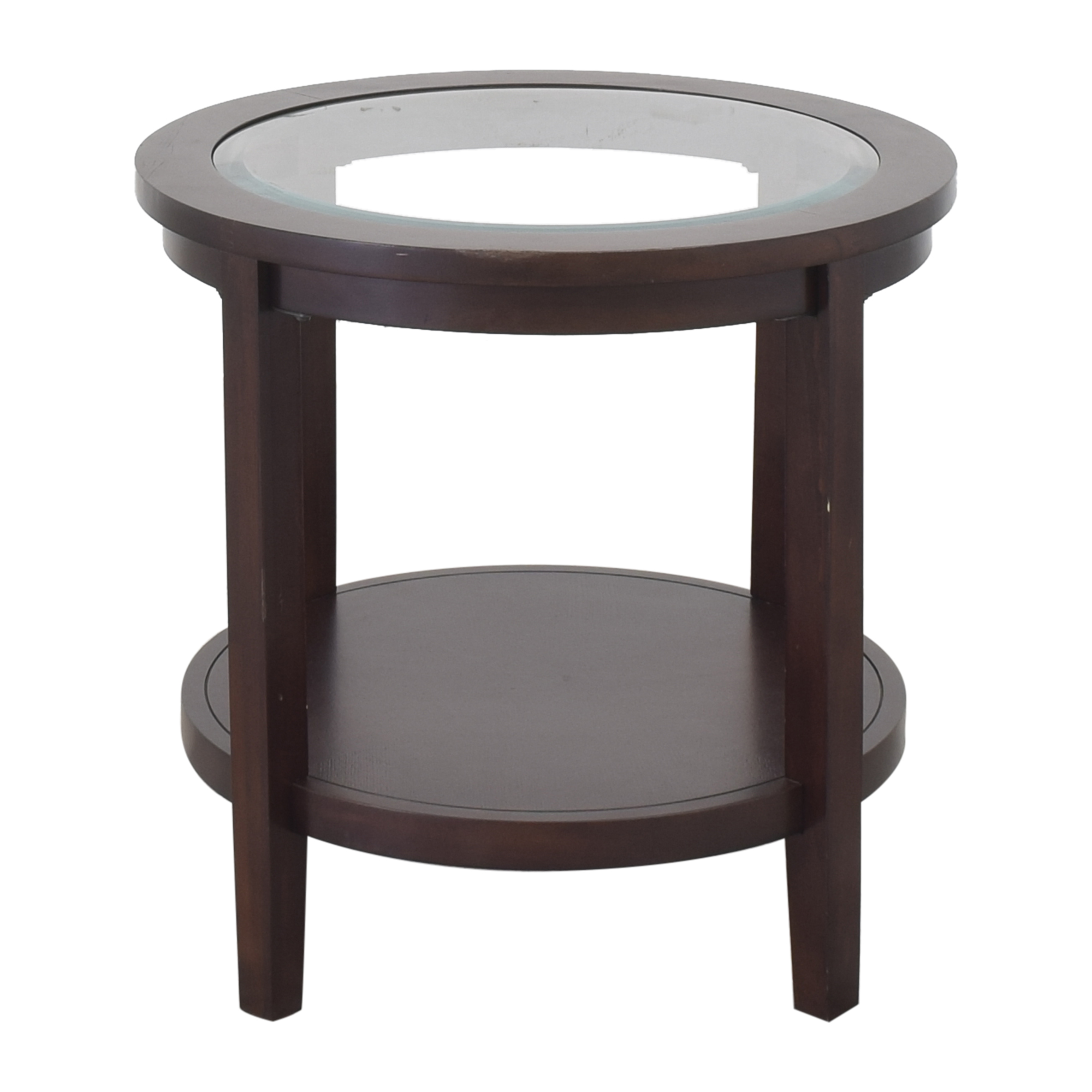 Z Gallerie Z Gallerie Round End Table Tables