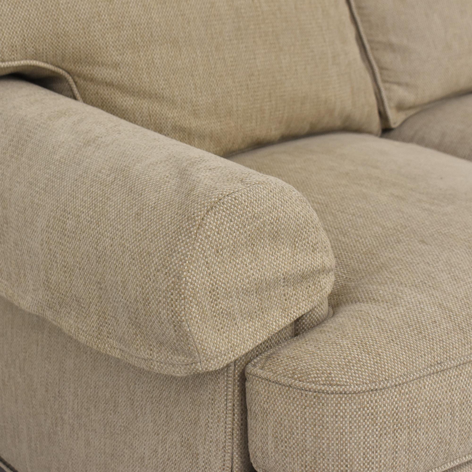 Safavieh Safavieh Two Piece Sectional Sofa Sofas