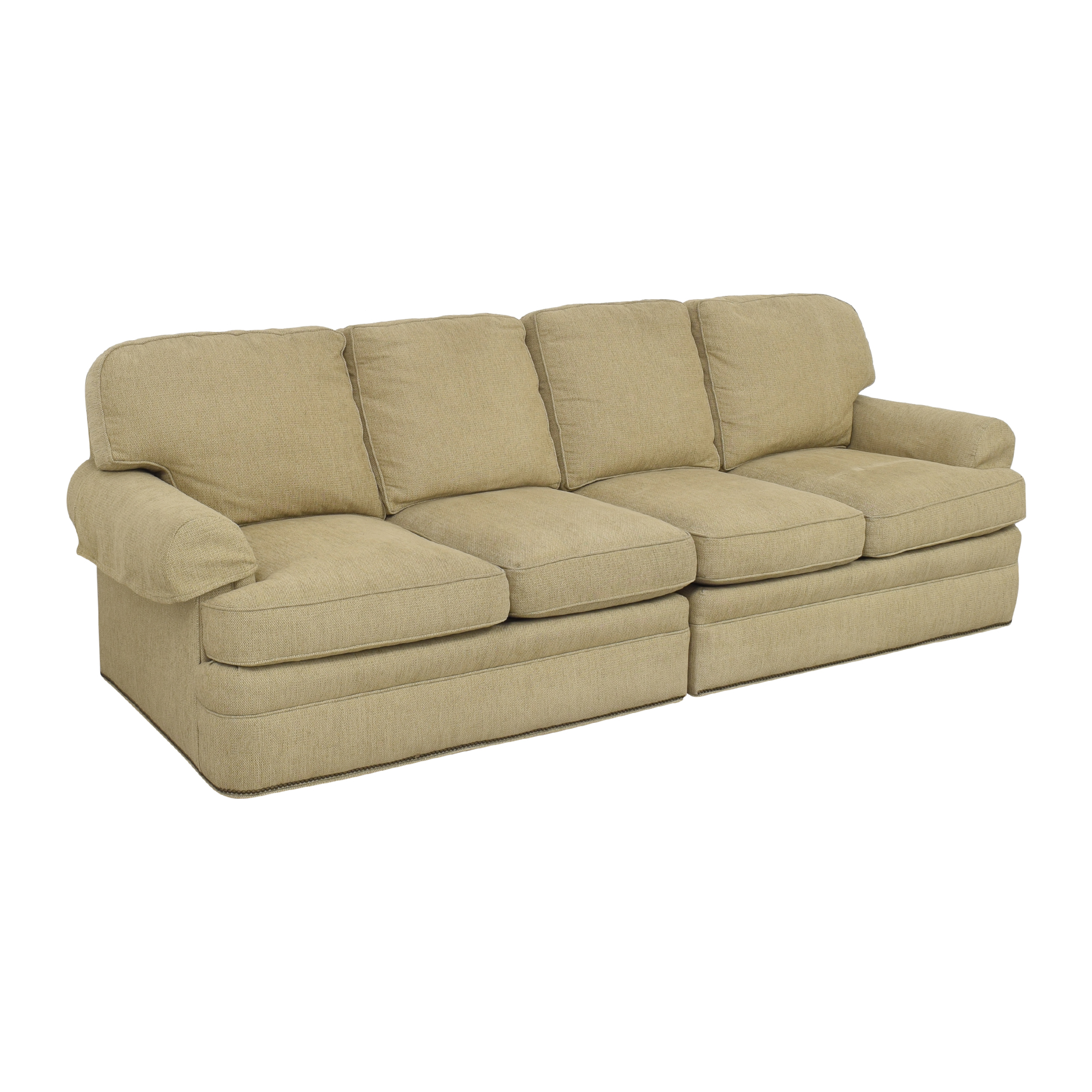 shop Safavieh Safavieh Two Piece Sectional Sofa online