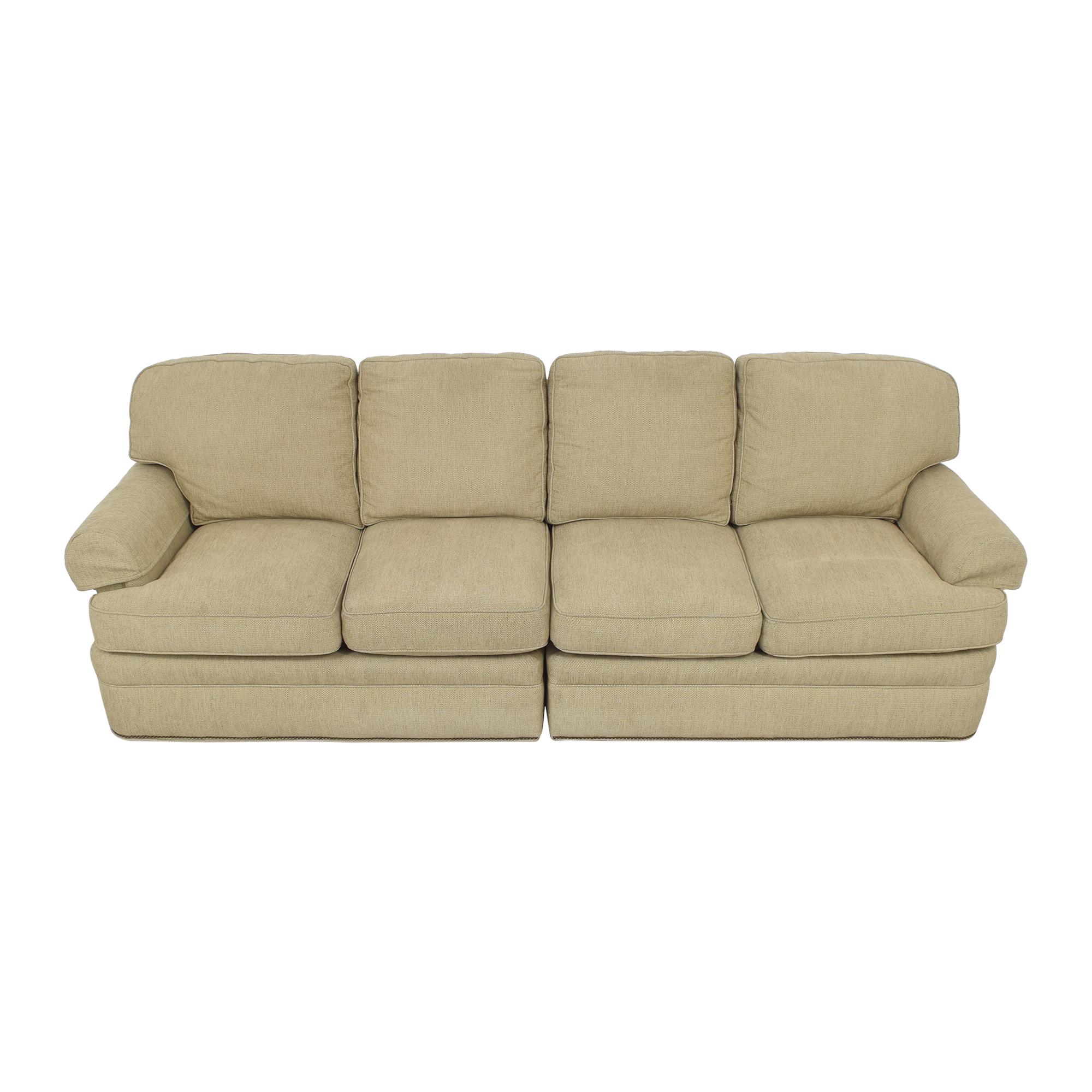 Safavieh Safavieh Two Piece Sectional Sofa ma