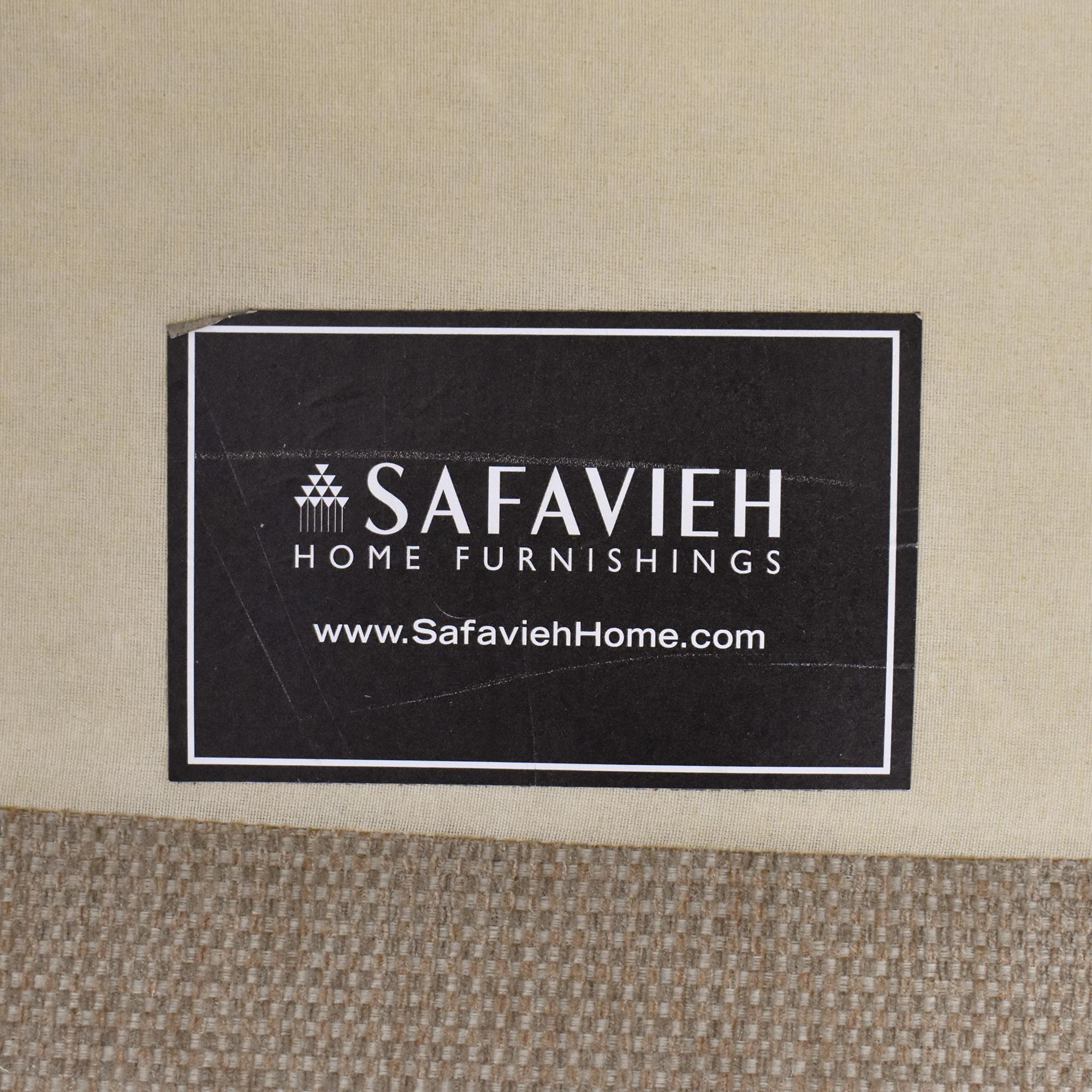 Safavieh Safavieh Two Piece Sectional Sofa second hand