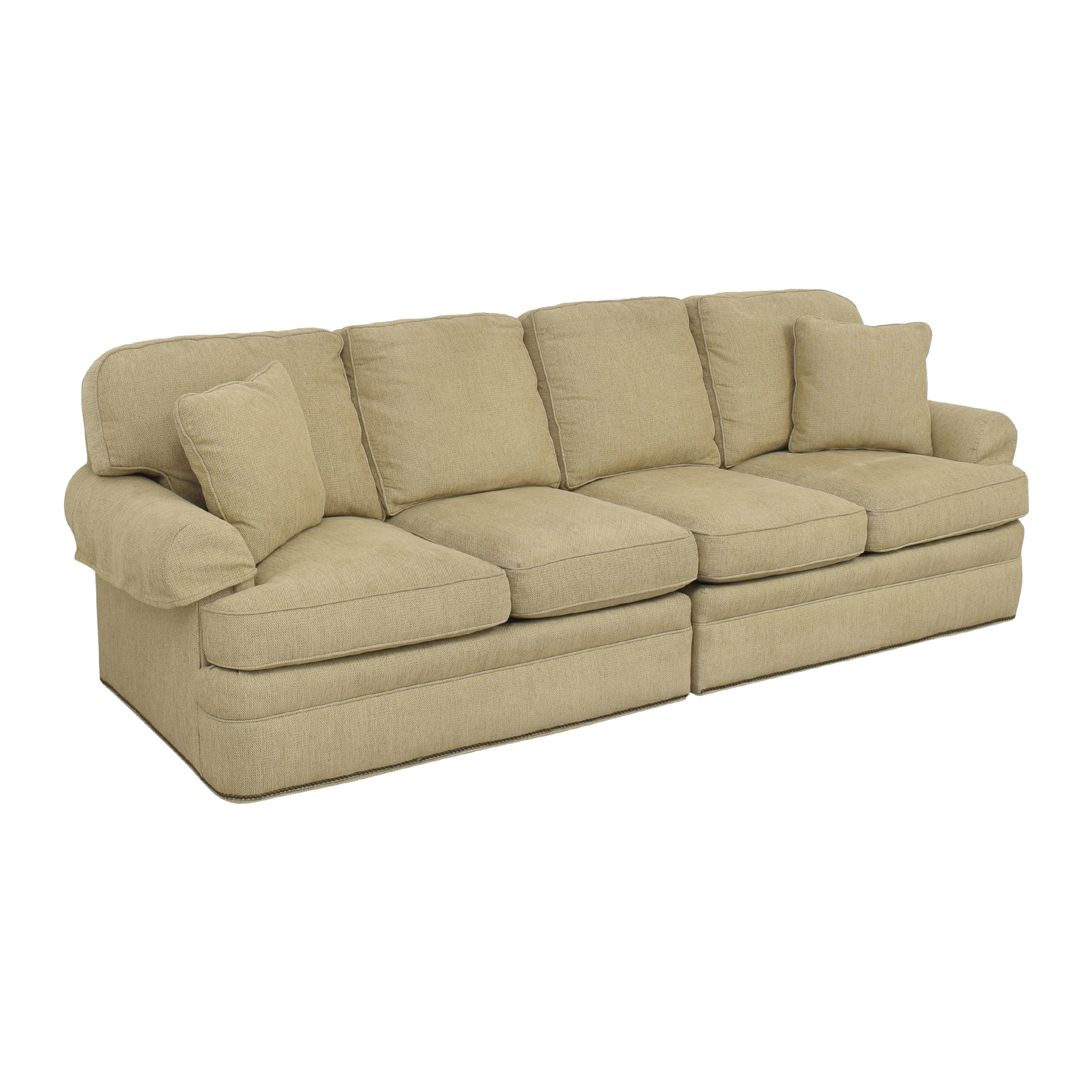 Safavieh Safavieh Two Piece Sectional Sofa