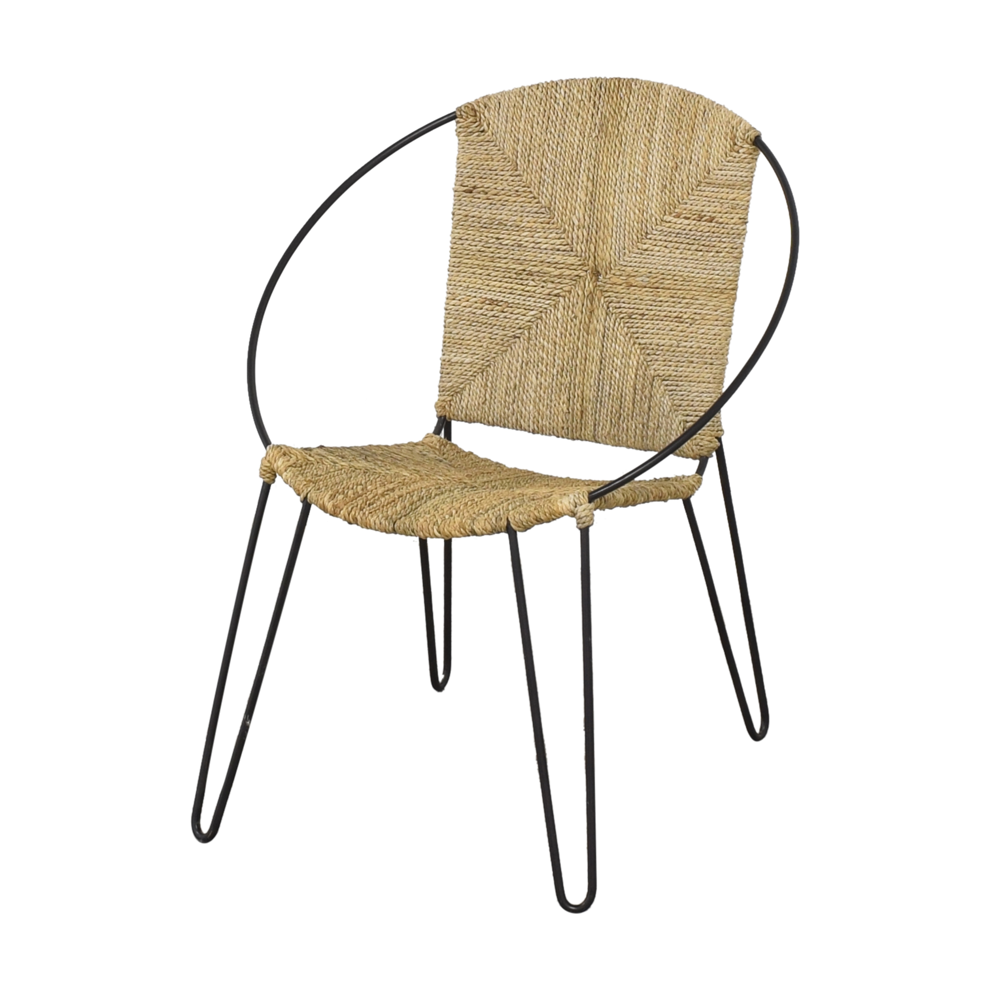 buy Modern Round Accent Chair One Kings Lane Chairs