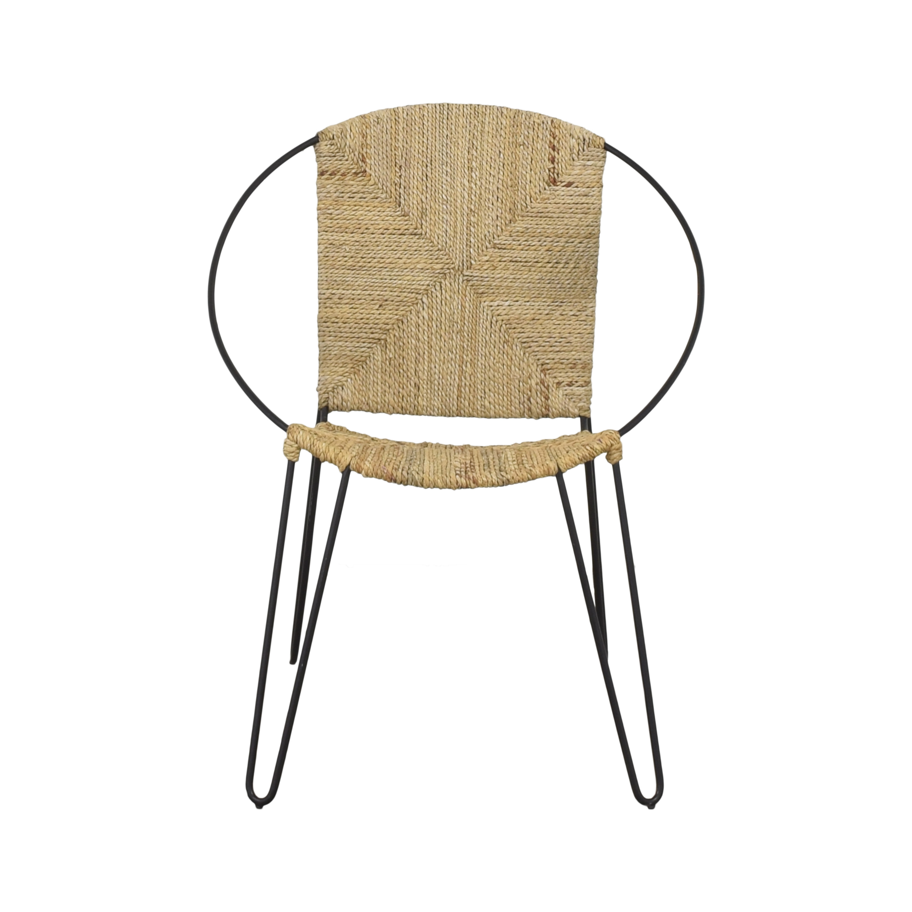 shop Modern Round Accent Chair One Kings Lane Chairs
