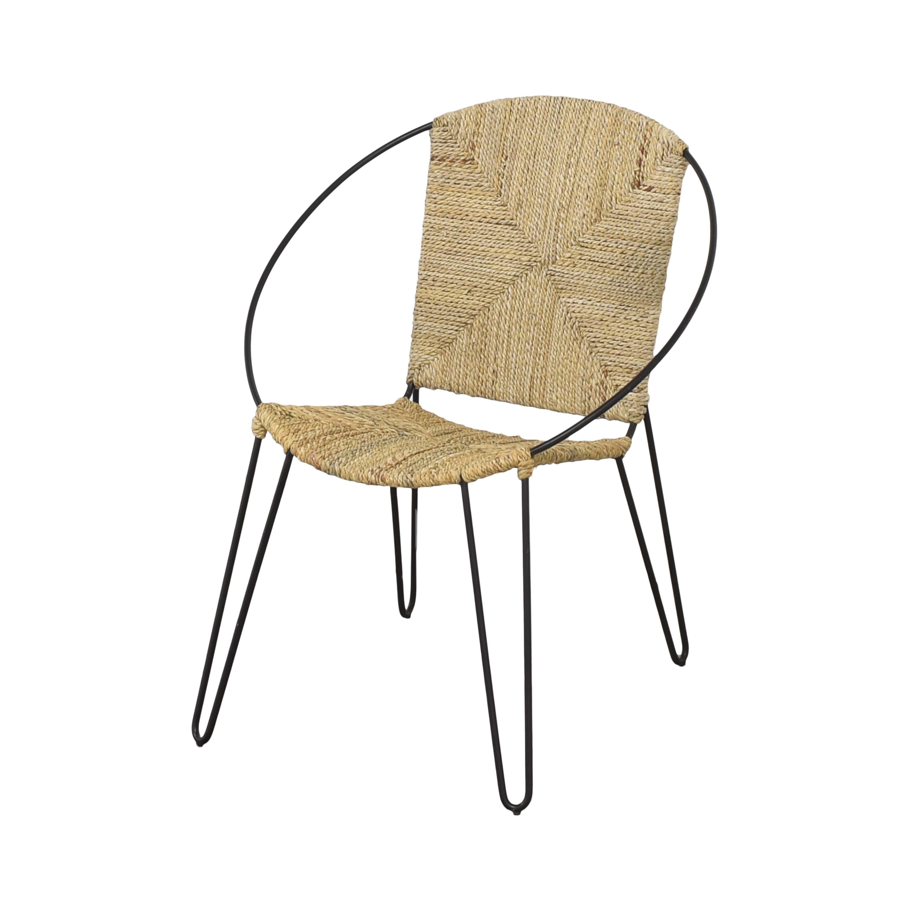 shop Modern Round Accent Chair One Kings Lane
