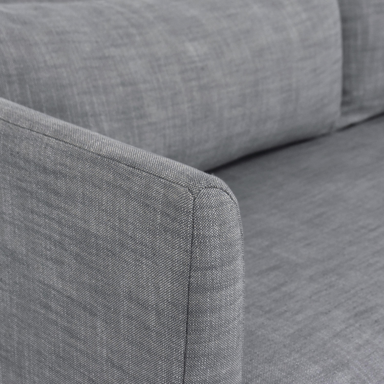 West Elm West Elm Shelter Sofa Classic Sofas