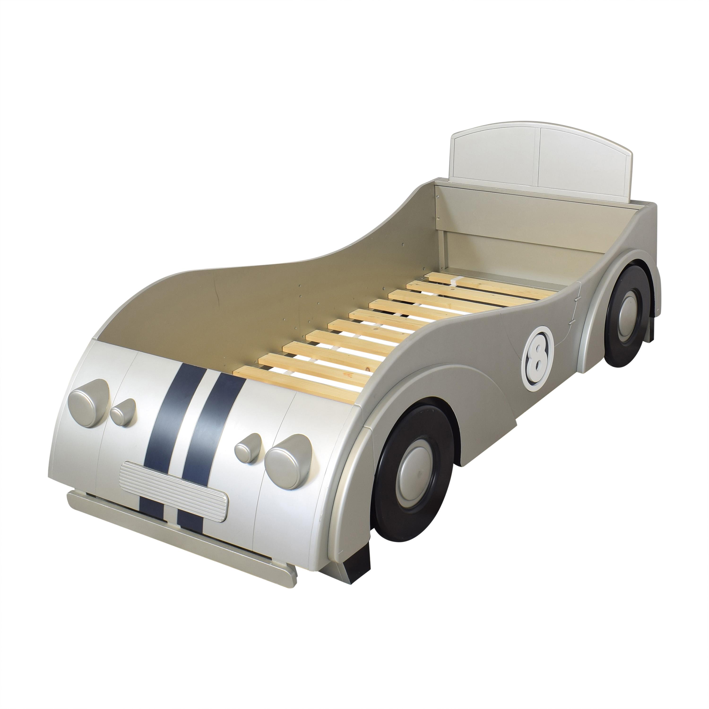shop Pottery Barn Pottery Barn Kids Roadster Twin Bed online