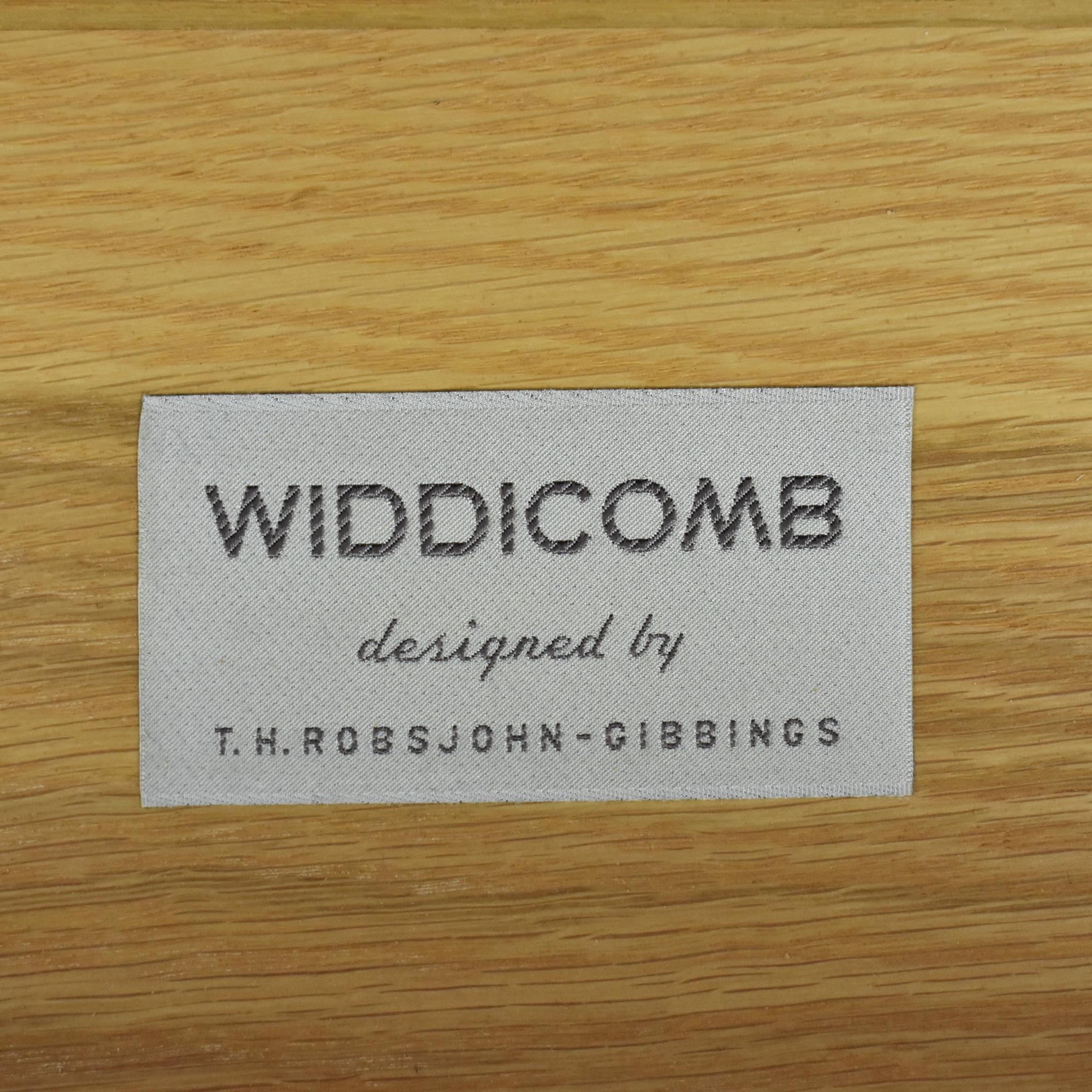 John Widdicomb Co. T.H. Robsjohn Gibbings for Widdicomb Mid-Century Bachelor Chest for sale