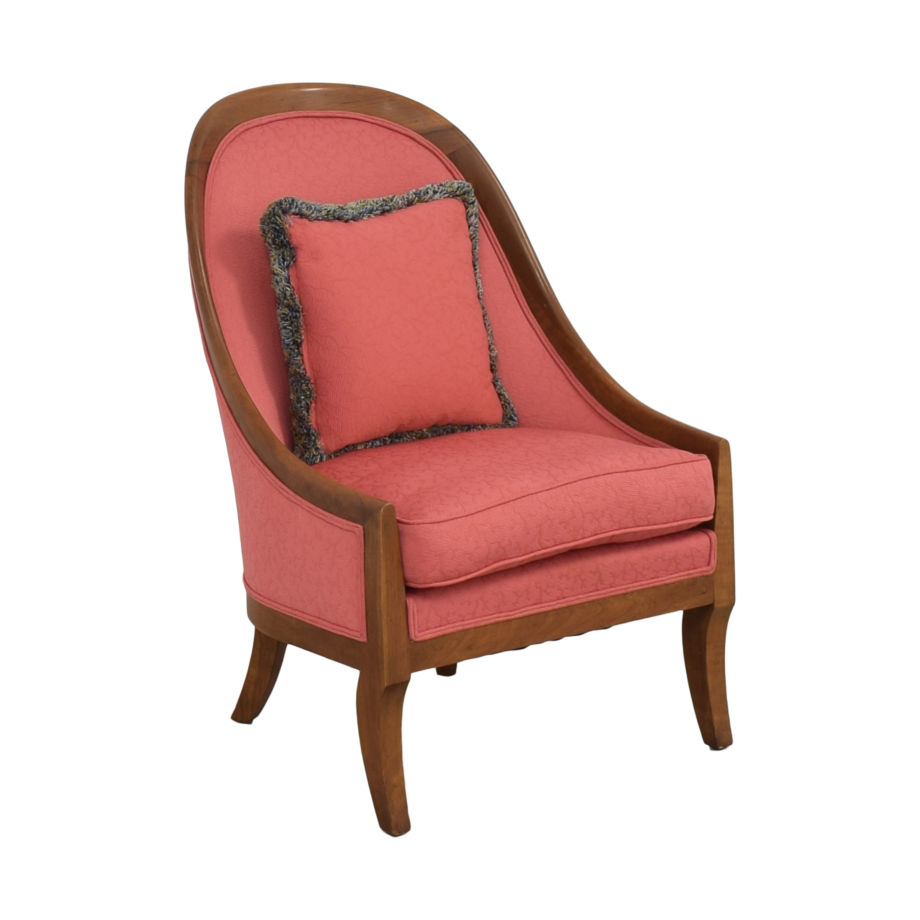 Upholstered Vintage Accent Chair / Chairs