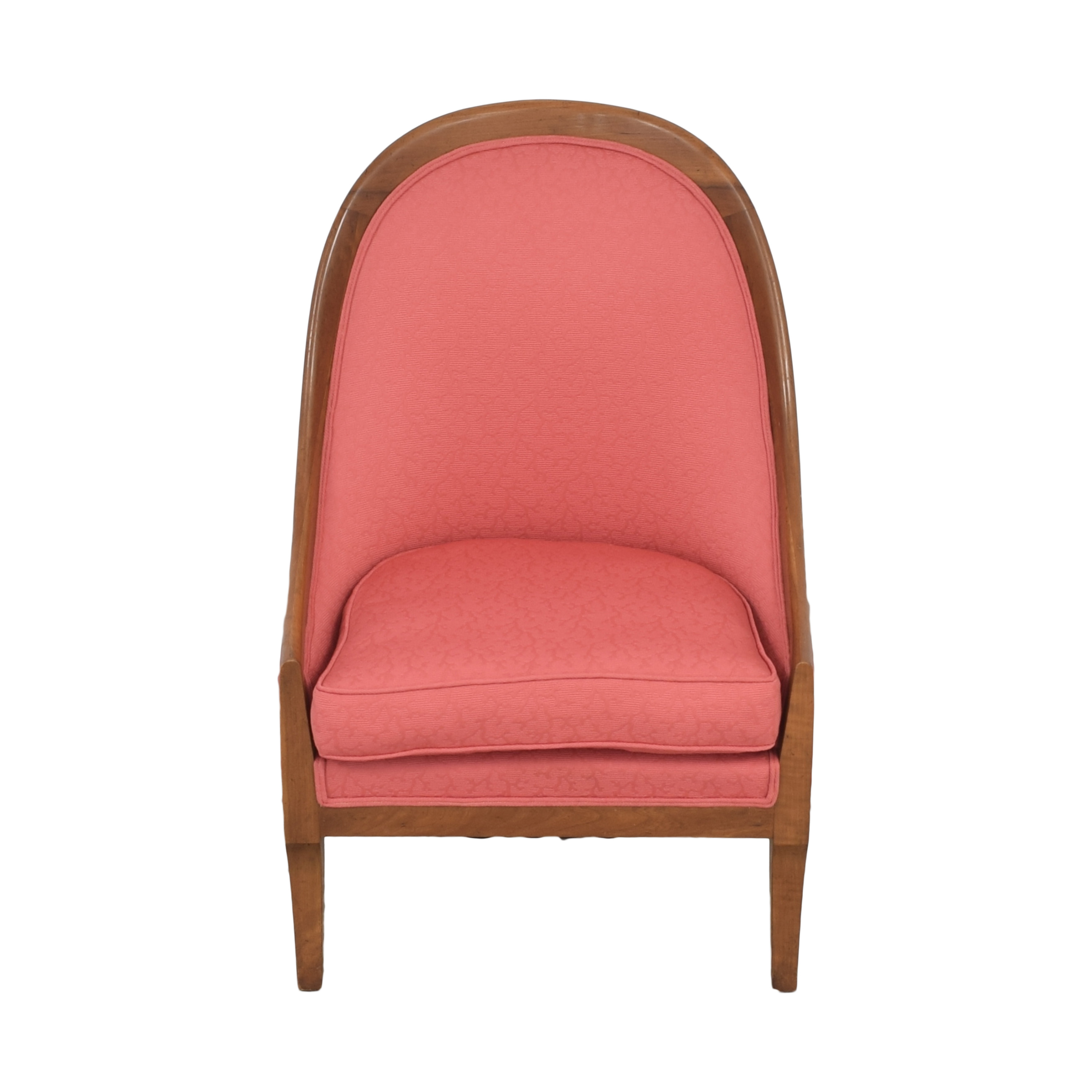 Upholstered Vintage Accent Chair ct