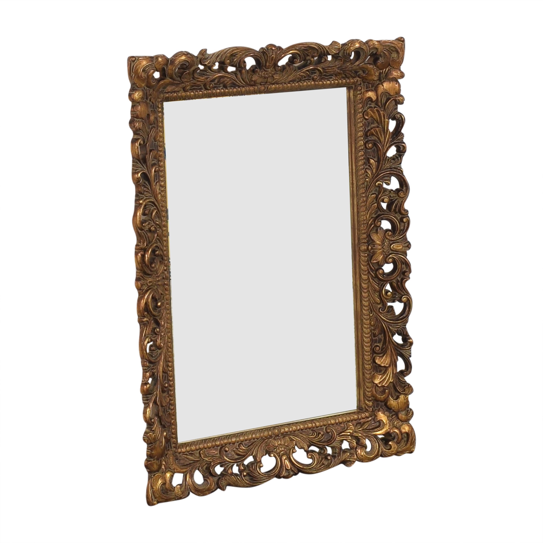 Howard Elliott Howard Elliot Barcelona Framed Mirror second hand