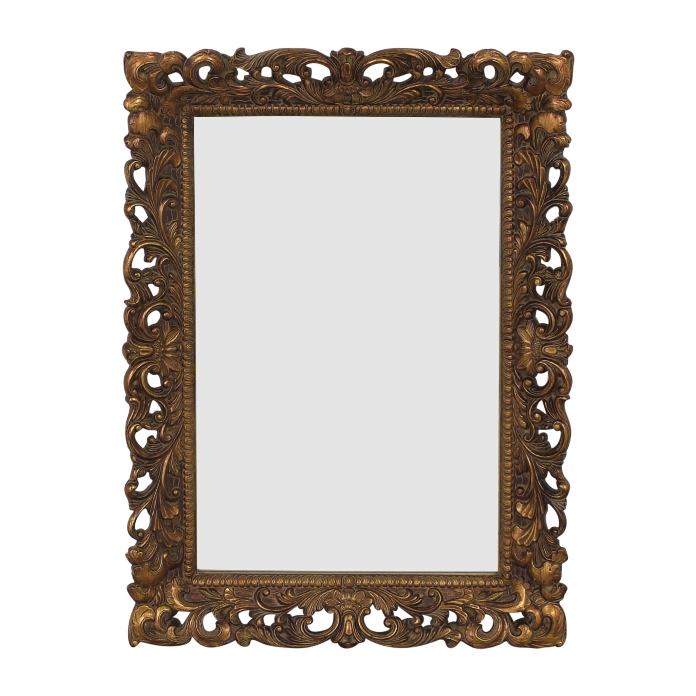 Howard Elliott Howard Elliot Barcelona Framed Mirror used