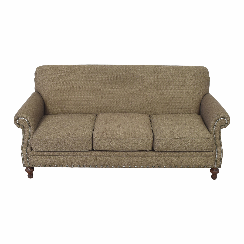 Thomasville Nailhead Trim Sofa / Sofas