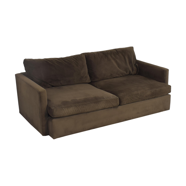 Crate & Barrel Crate & Barrel Lounge II Petite Sofa pa