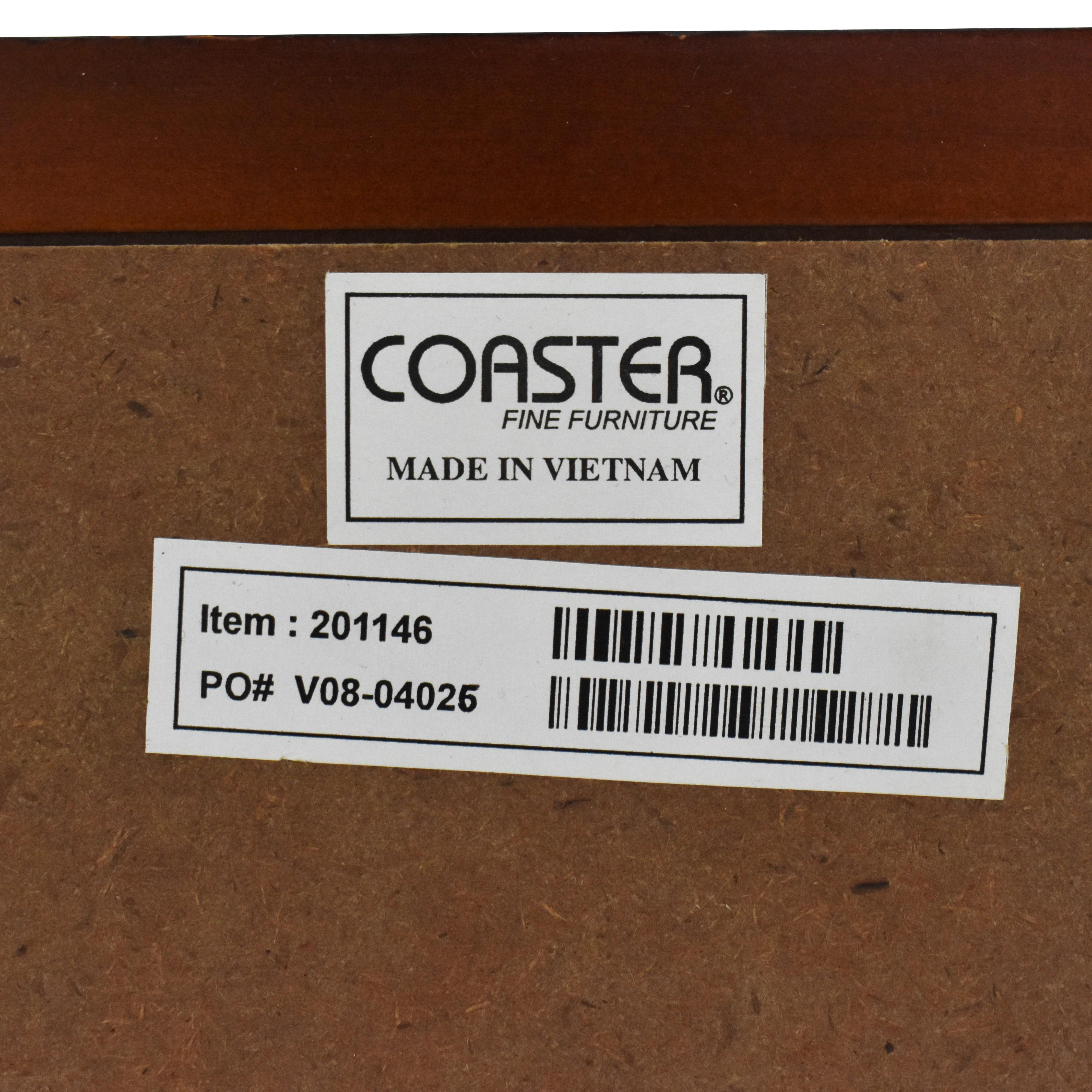 Coaster Fine Furniture Coaster Seven Drawer Dresser price