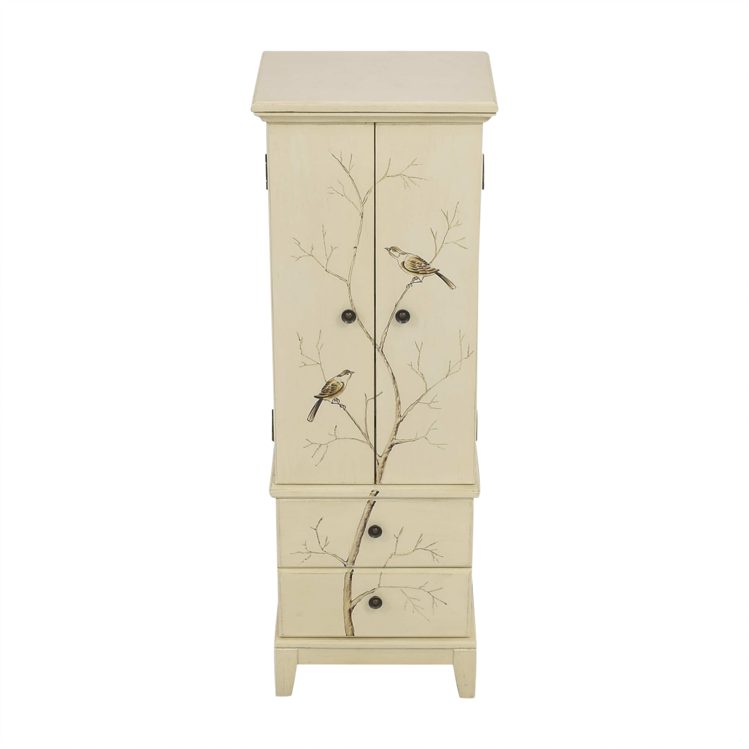 Home Decorators Collection Home Decorators Collection Chirp Jewelry Armoire Wardrobes & Armoires