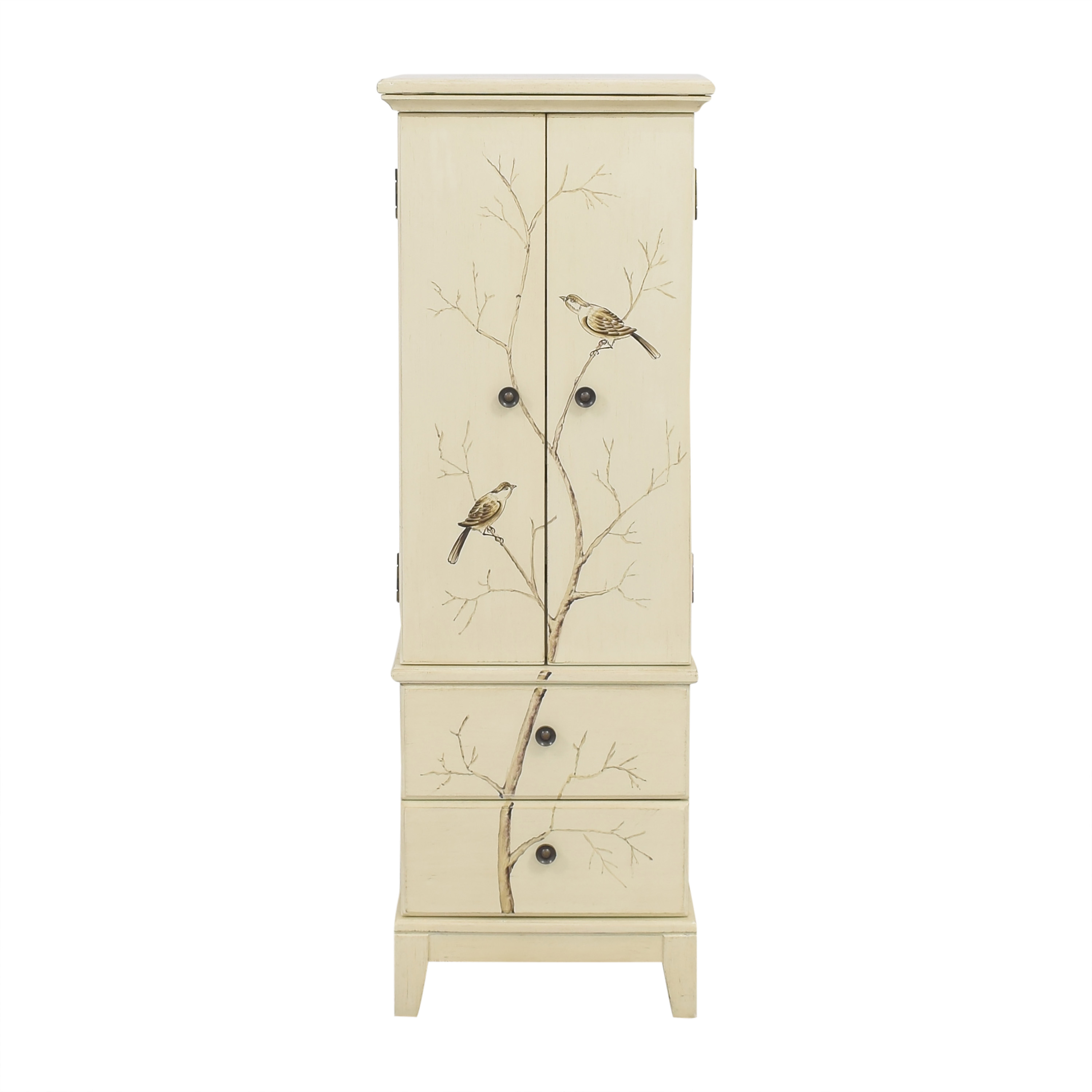Home Decorators Collection Home Decorators Collection Chirp Jewelry Armoire ma