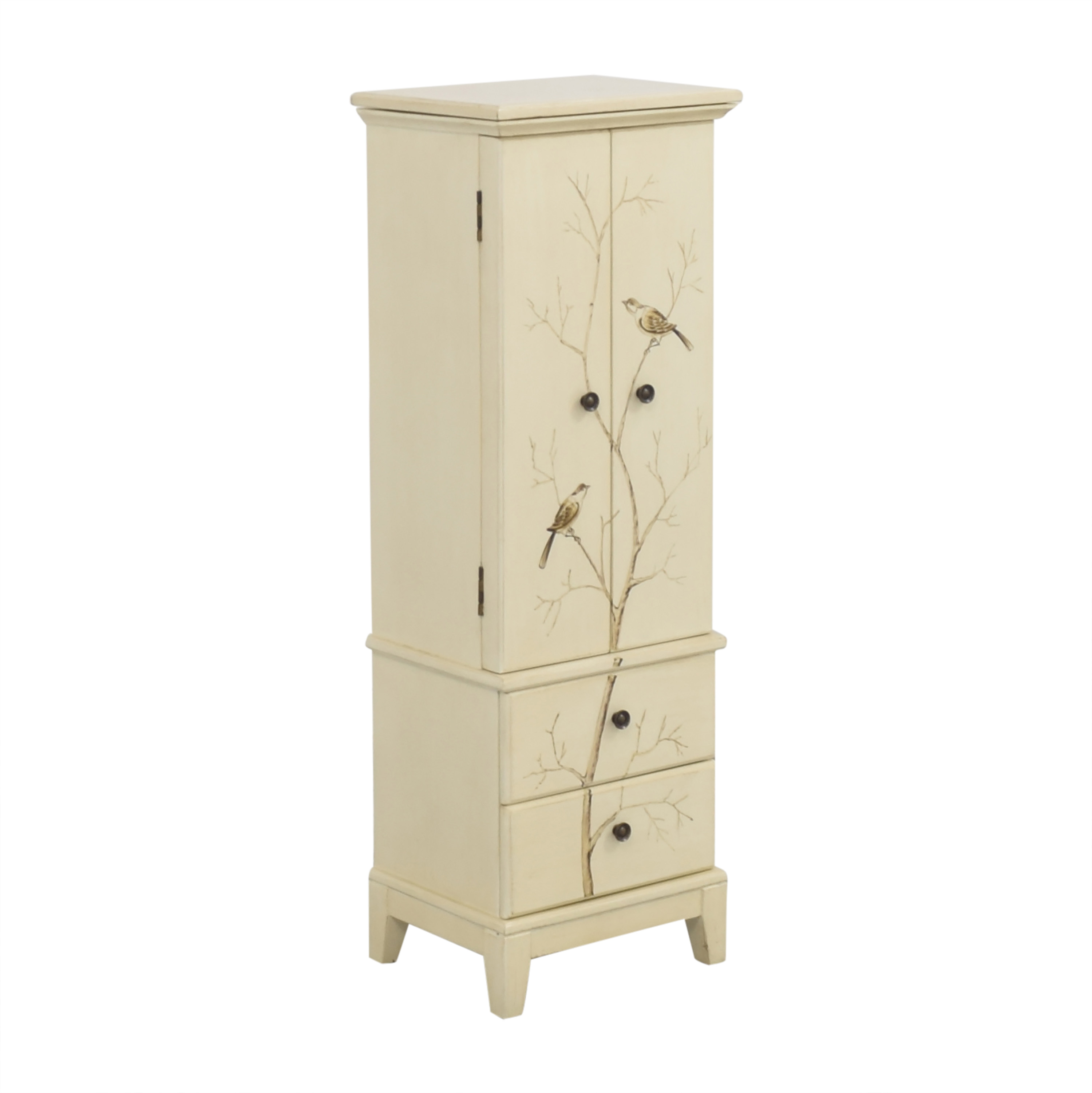 Home Decorators Collection Home Decorators Collection Chirp Jewelry Armoire second hand