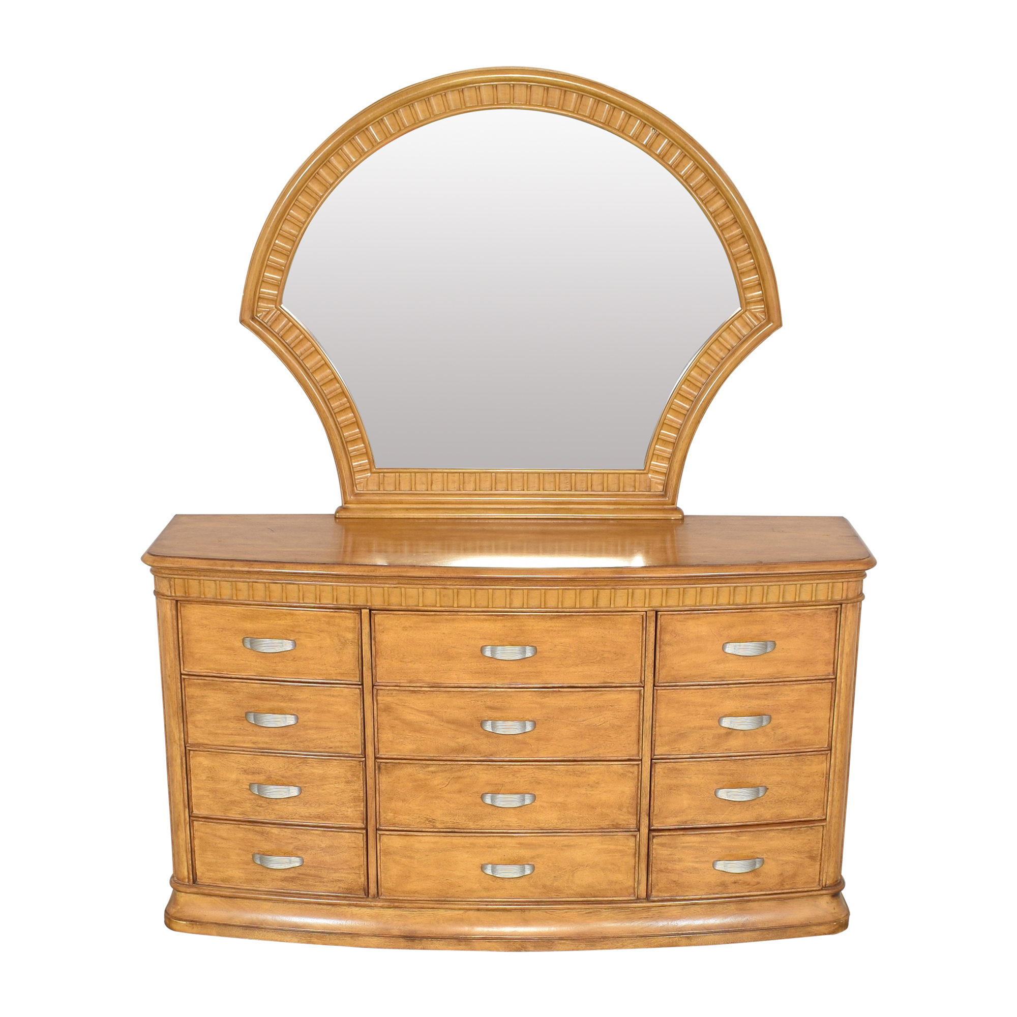 Triple Dresser Vanity with Mirror nj