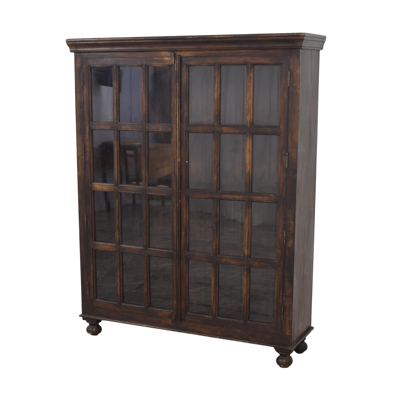 Crate & Barrel Crate & Barrel Faulkner Library Cabinet ct