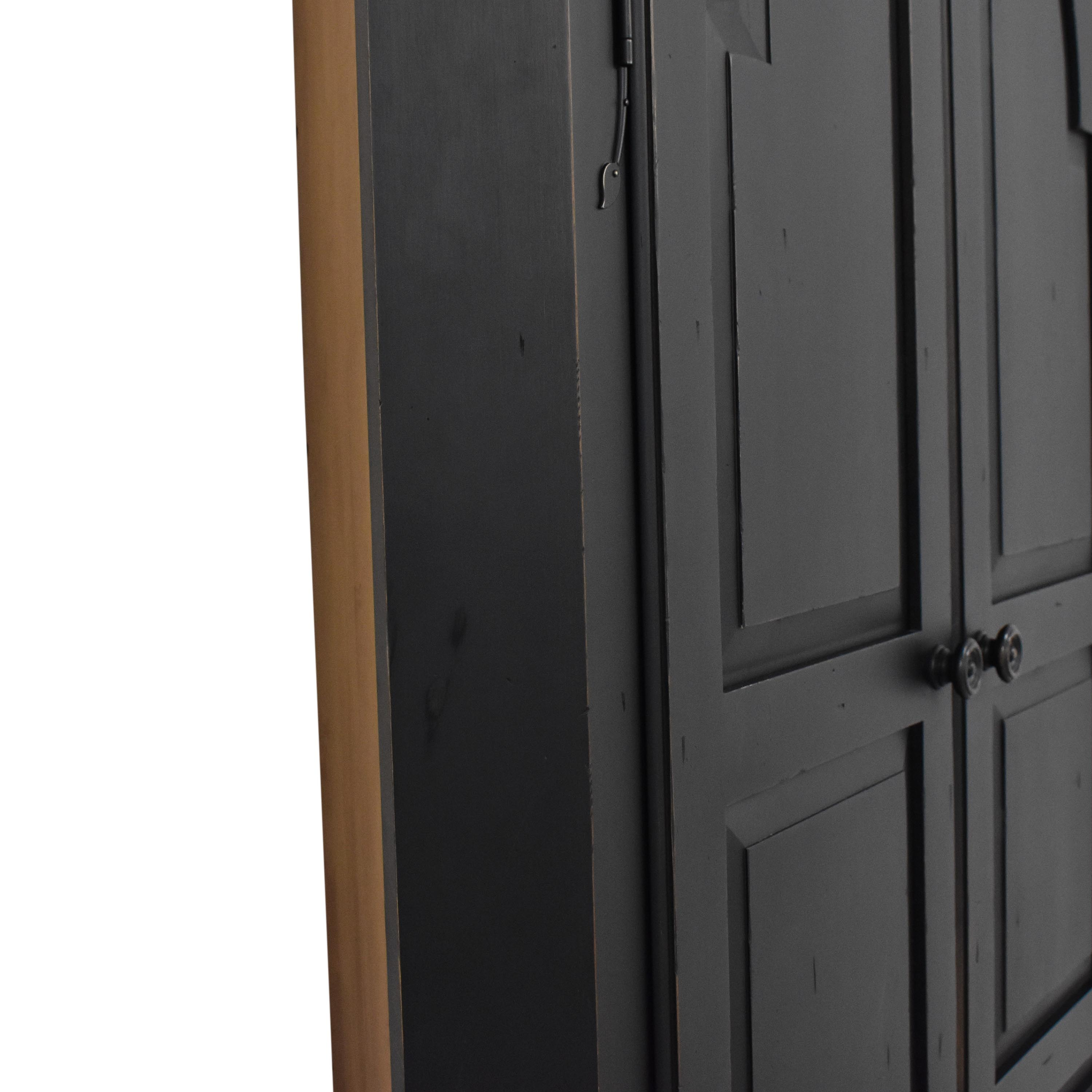 buy Ethan Allen New Country Collection Corner Cabinet Ethan Allen