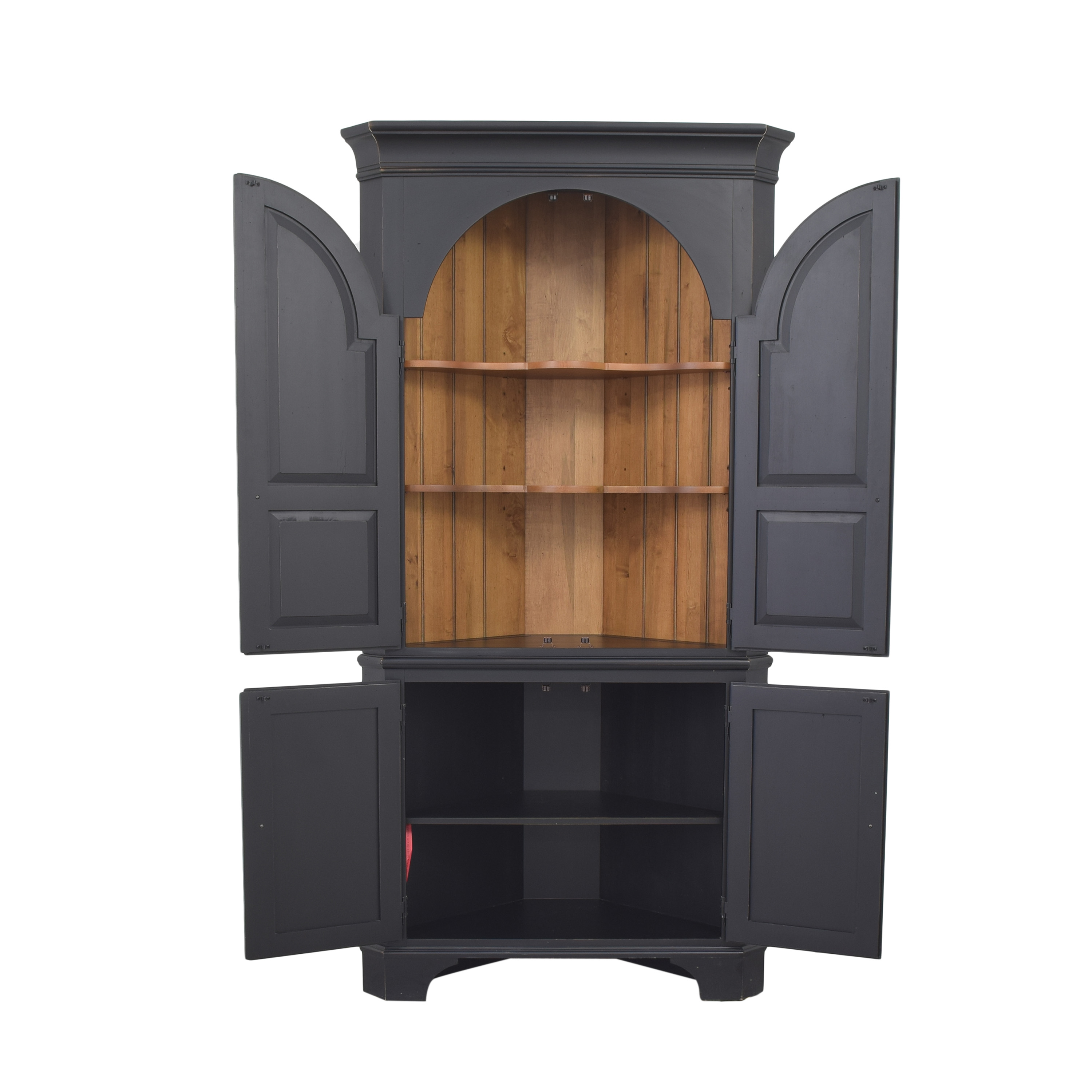 Ethan Allen Ethan Allen New Country Collection Corner Cabinet coupon