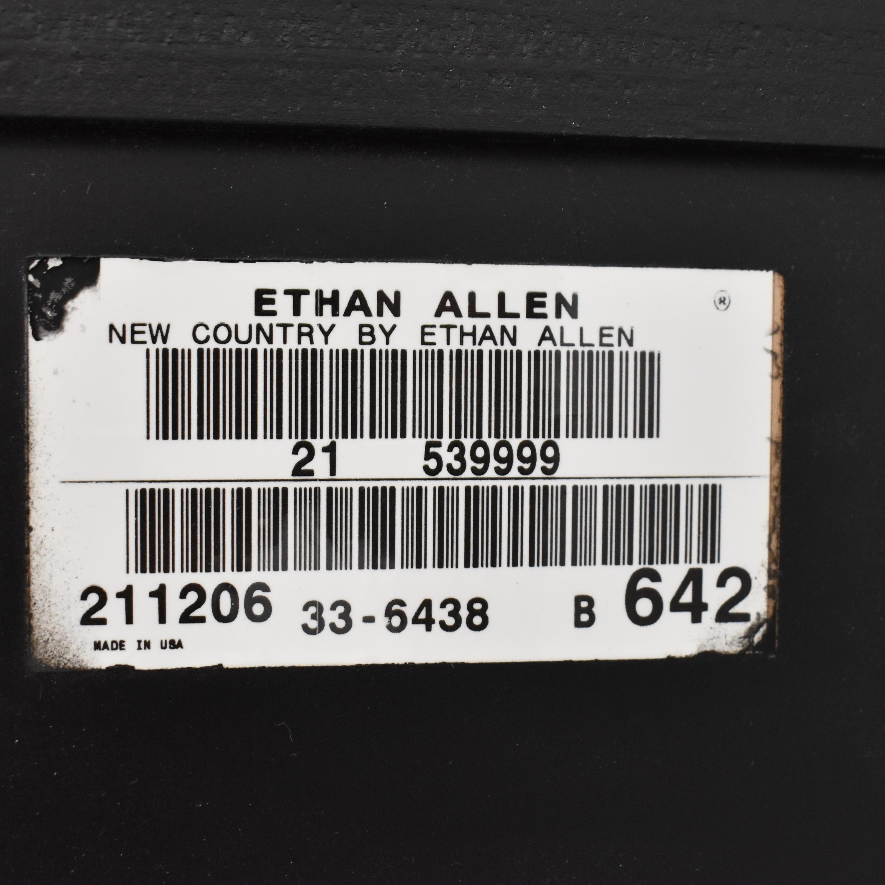 Ethan Allen Ethan Allen New Country Collection Corner Cabinet used