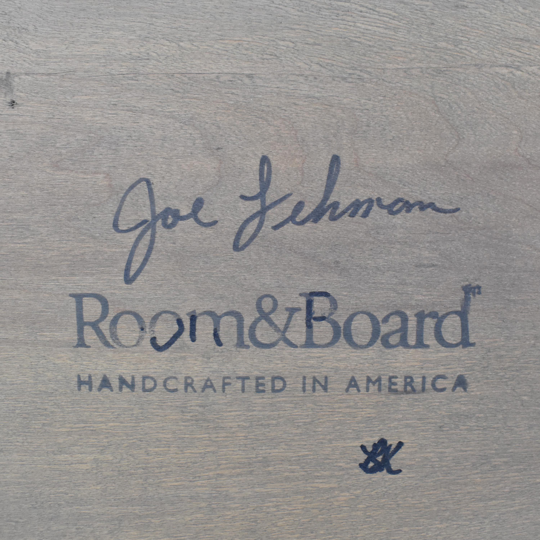 Room & Board Room & Board Hudson Media Cabinet grey