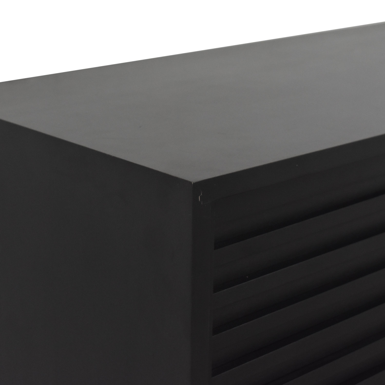 shop Room & Board Moro Storage Cabinet Room & Board Storage