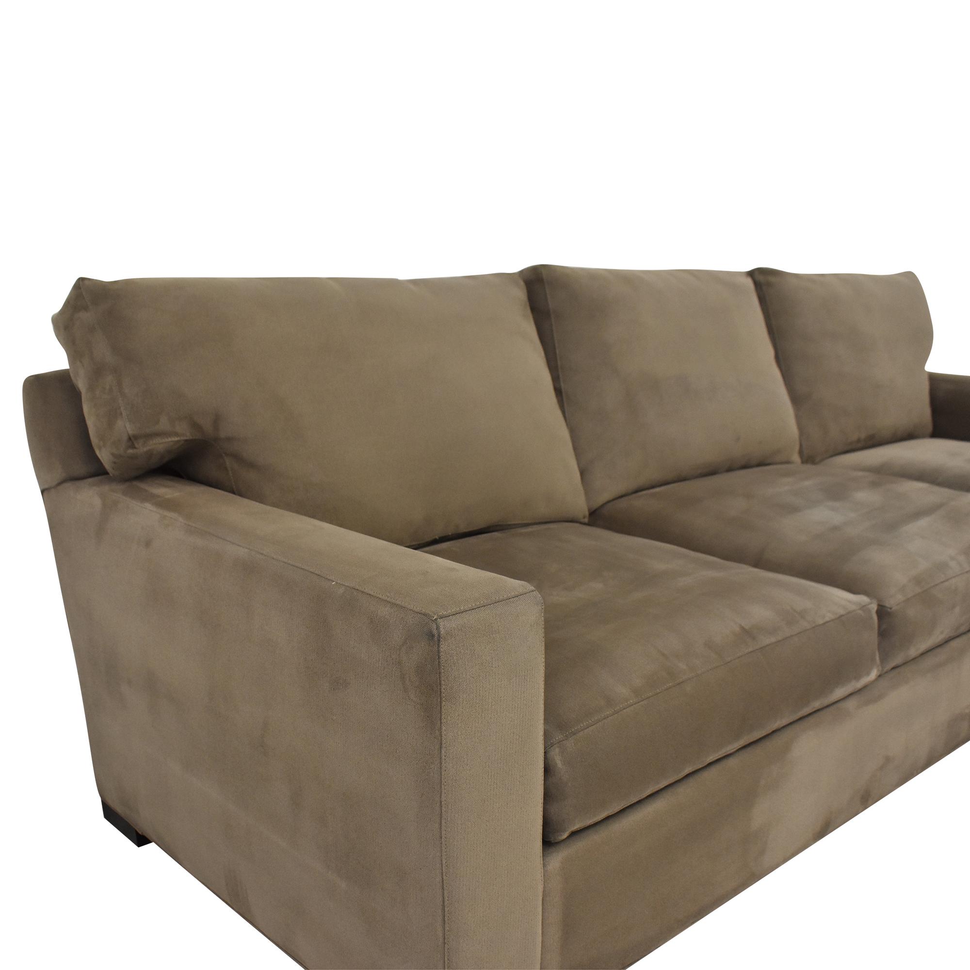 Crate & Barrel Crate & Barrel Axis Sectional Sofa Sectionals