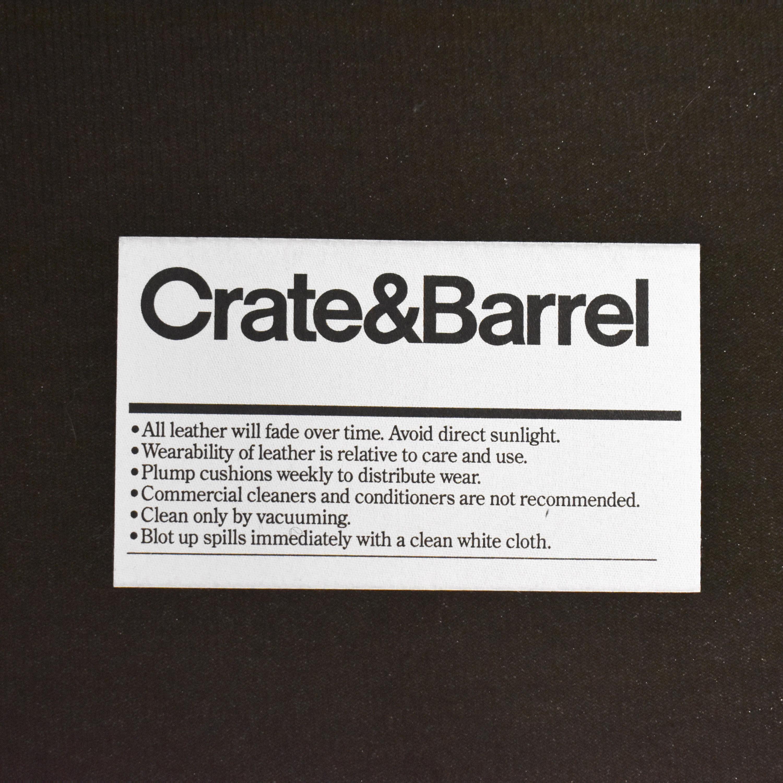 shop Crate & Barrel Crate & Barrel Club Recliner online