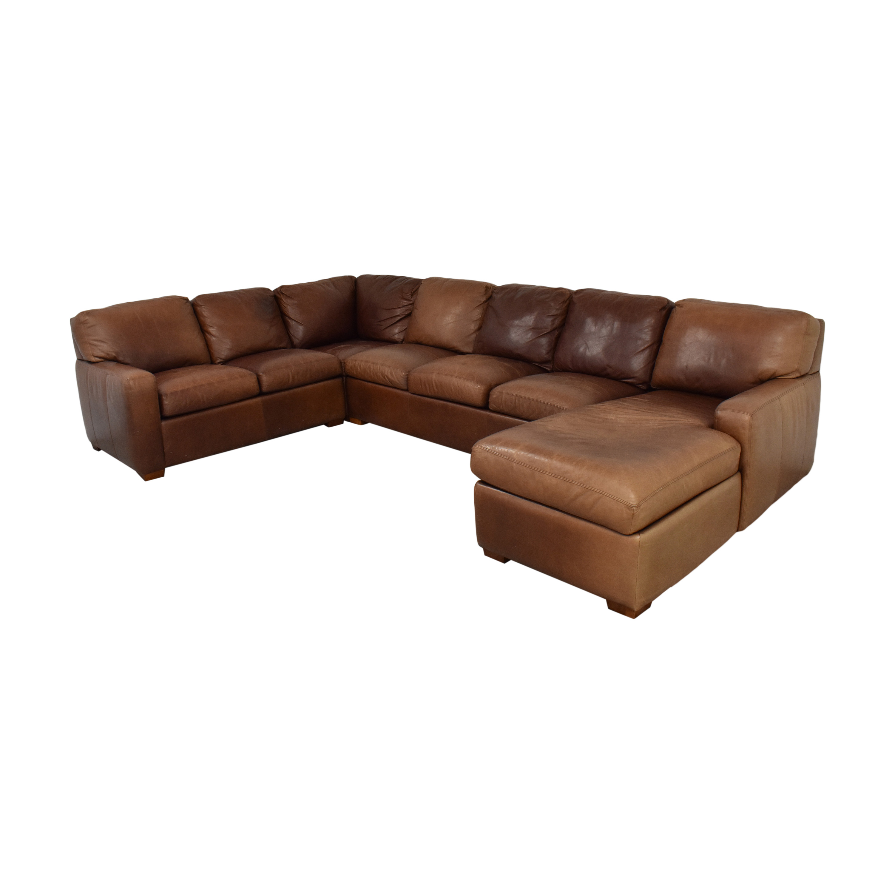 American Leather American Leather Danford Sectional Sofa price