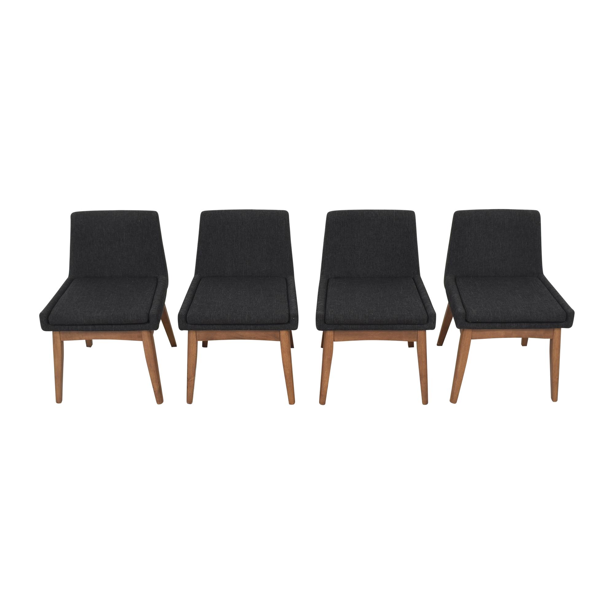 shop AllModern AllModern Hayes Upholstered Dining Chairs online
