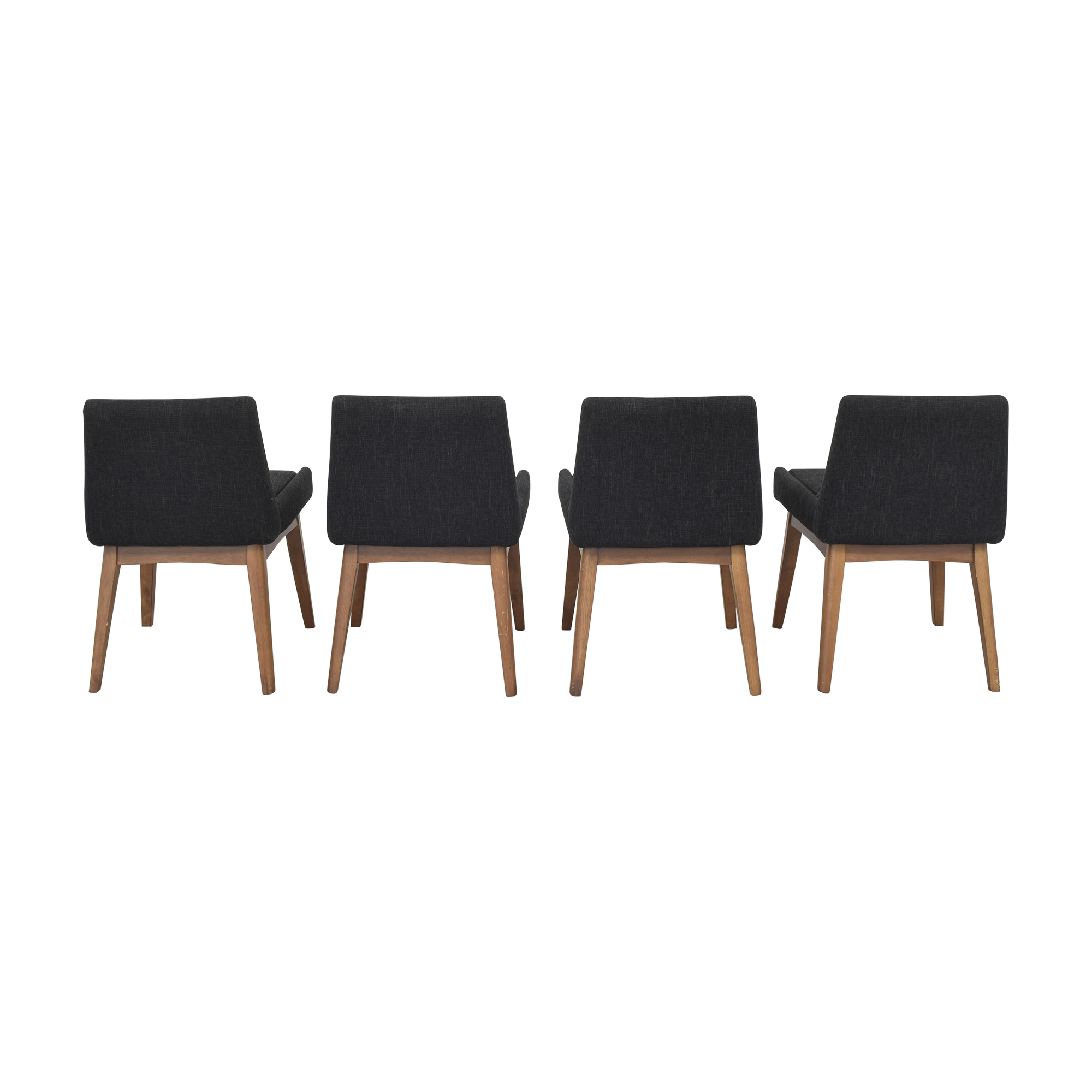 AllModern AllModern Hayes Upholstered Dining Chairs nyc