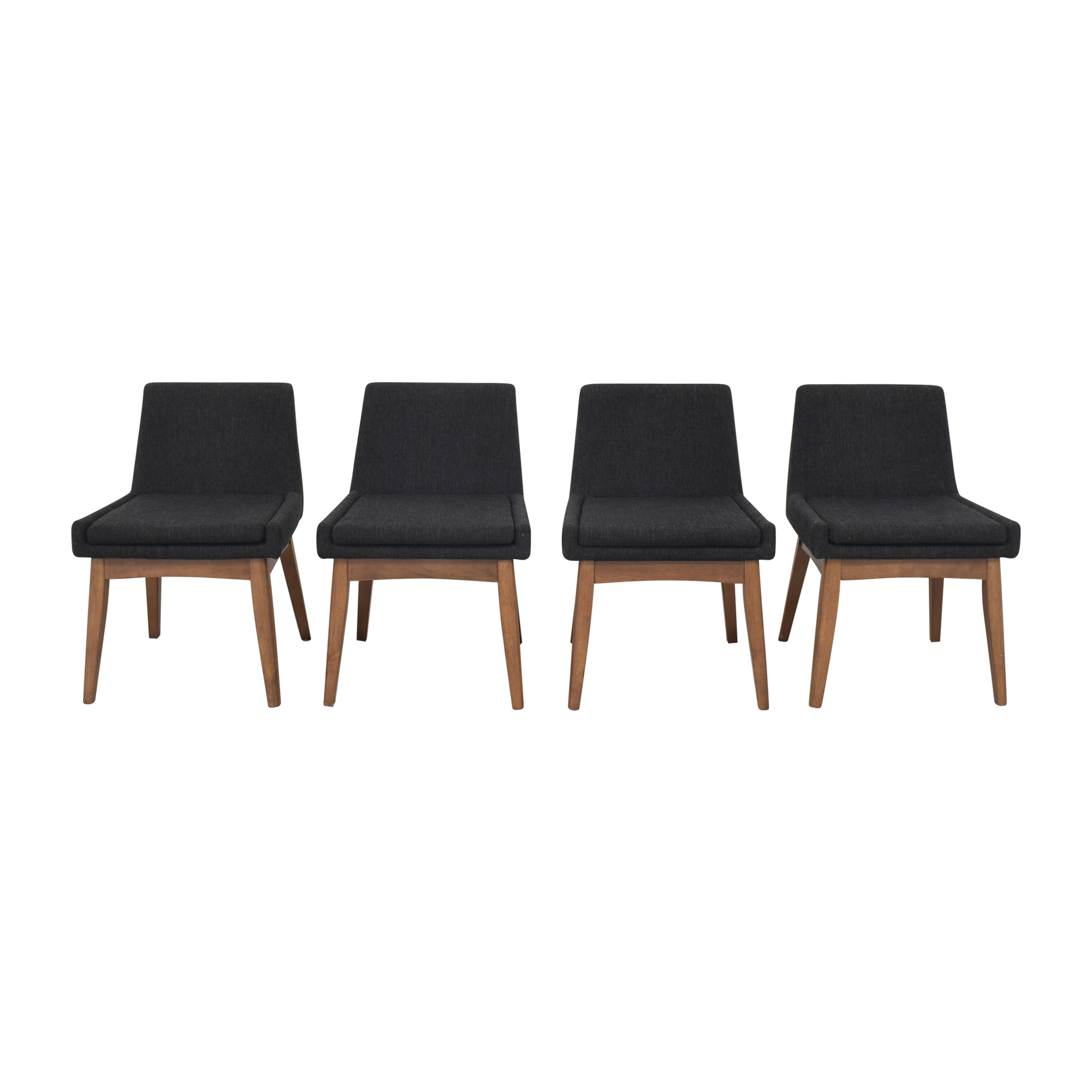 buy AllModern Hayes Upholstered Dining Chairs AllModern Dining Chairs