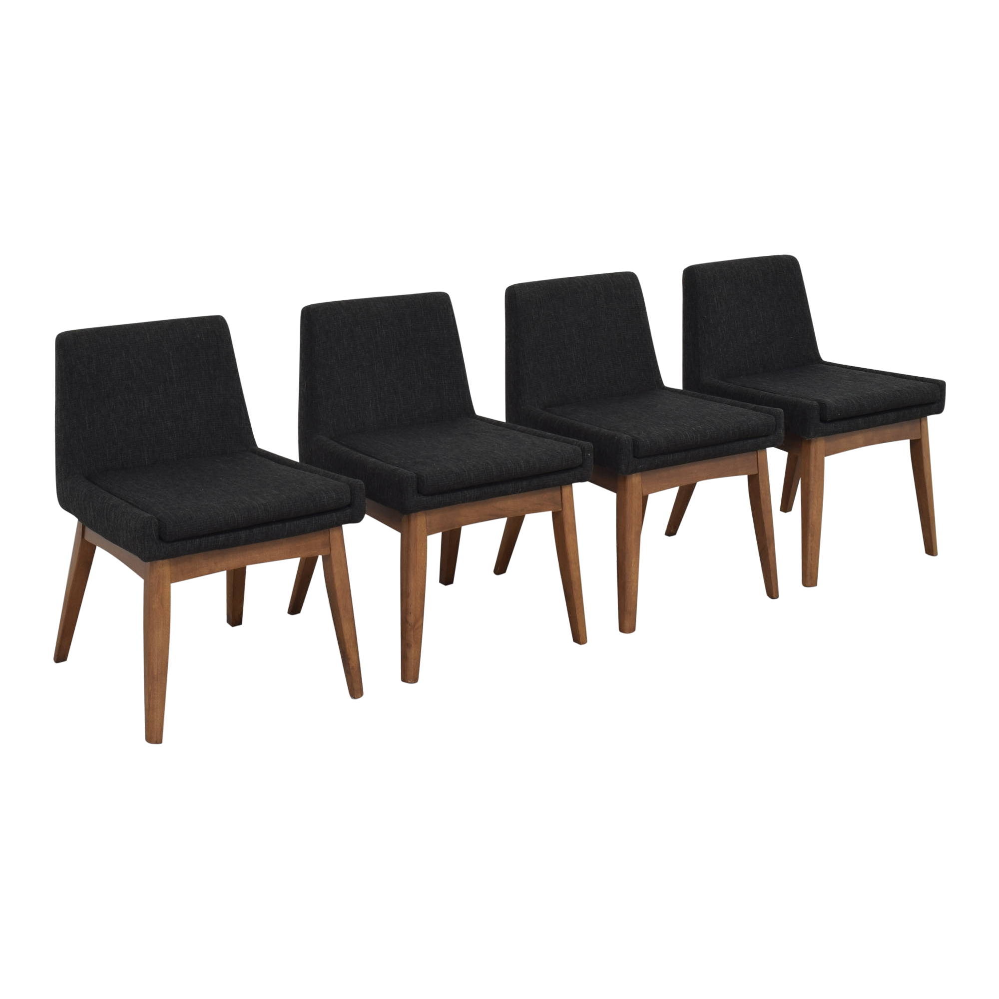 AllModern Hayes Upholstered Dining Chairs / Chairs